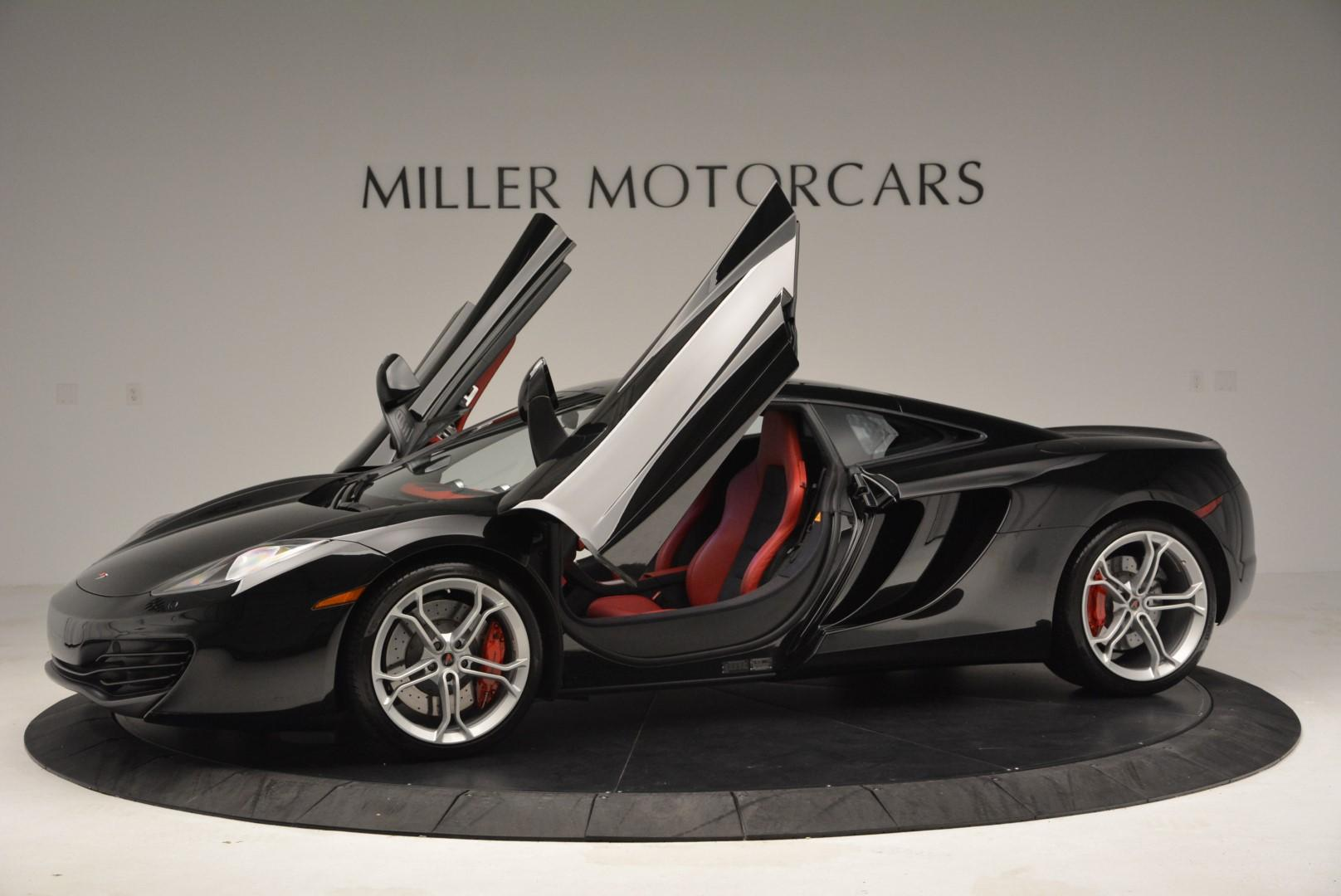 Used 2012 McLaren 12C Coupe For Sale In Westport, CT 70_p14
