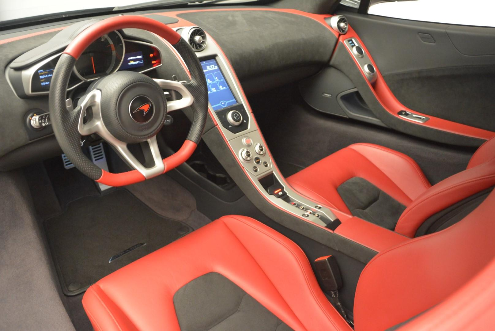 Used 2012 McLaren 12C Coupe For Sale In Westport, CT 70_p15