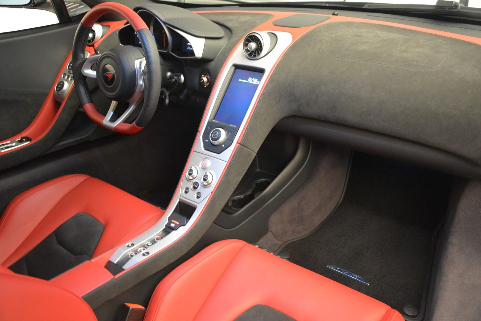 Used 2012 McLaren 12C Coupe For Sale In Westport, CT 70_p18
