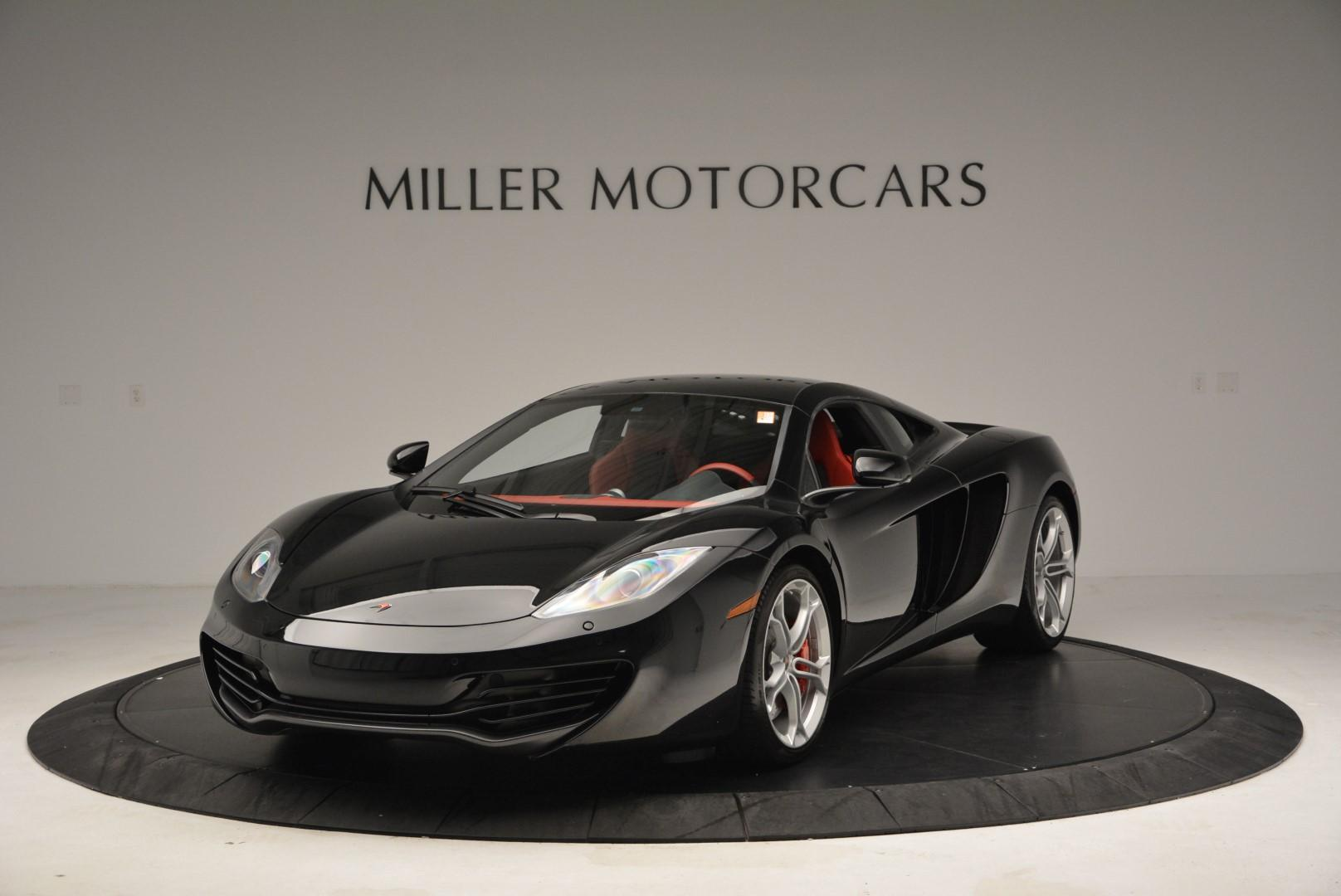 Used 2012 McLaren 12C Coupe For Sale In Westport, CT 70_p2