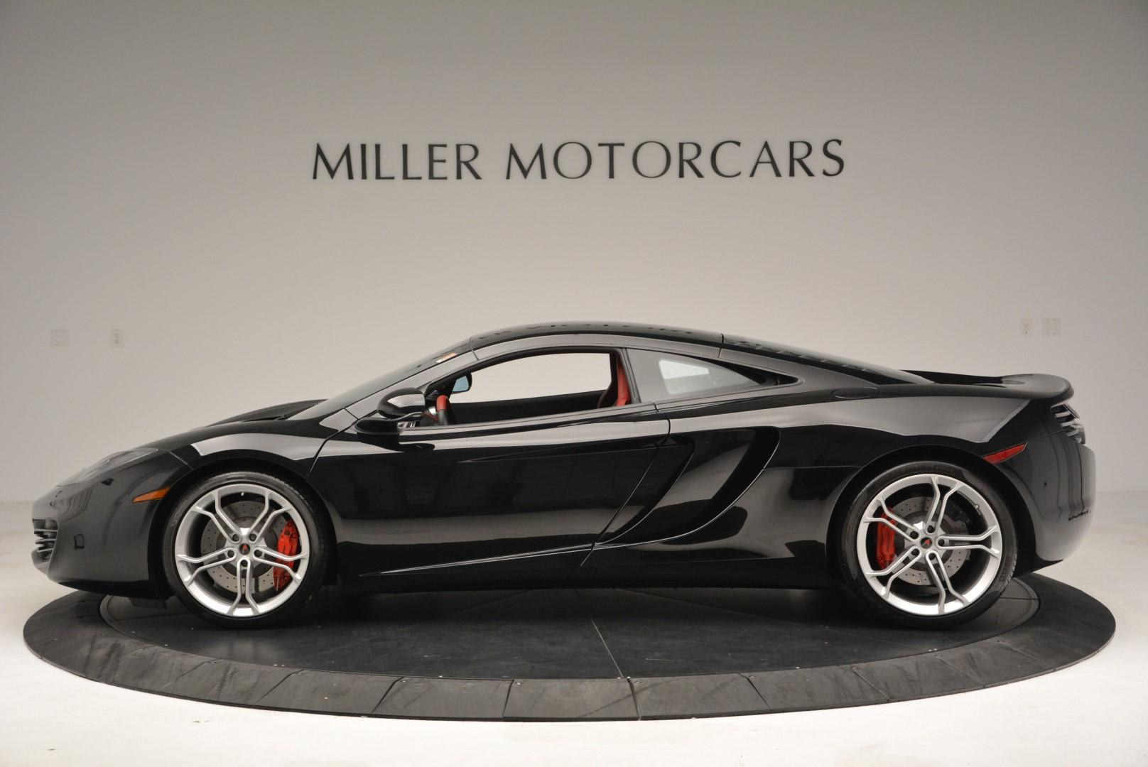 Used 2012 McLaren 12C Coupe For Sale In Westport, CT 70_p3