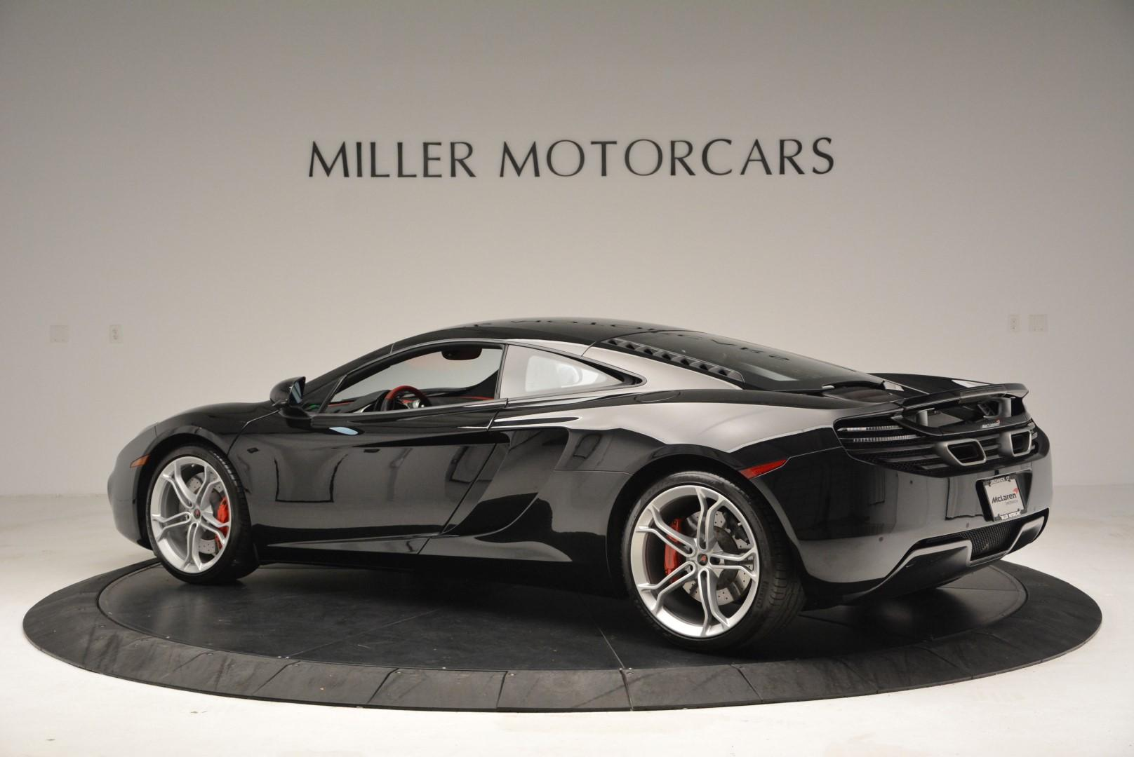 Used 2012 McLaren 12C Coupe For Sale In Westport, CT 70_p4