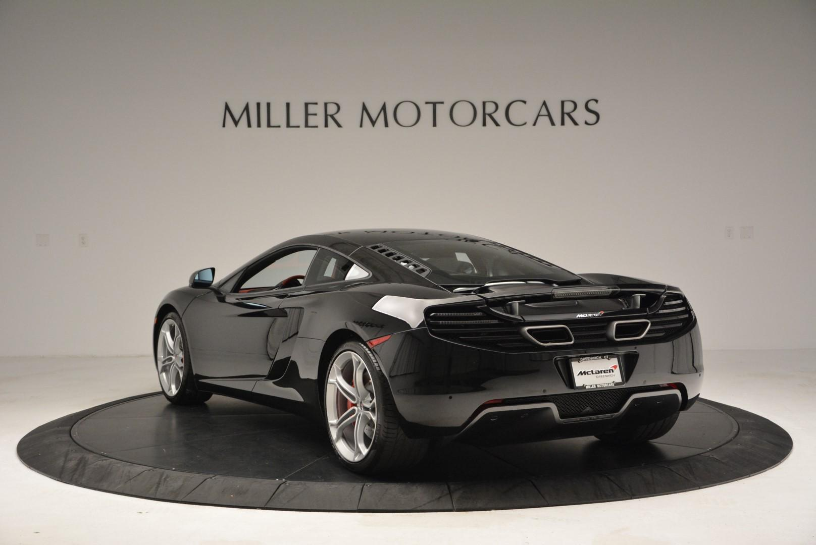 Used 2012 McLaren 12C Coupe For Sale In Westport, CT 70_p5