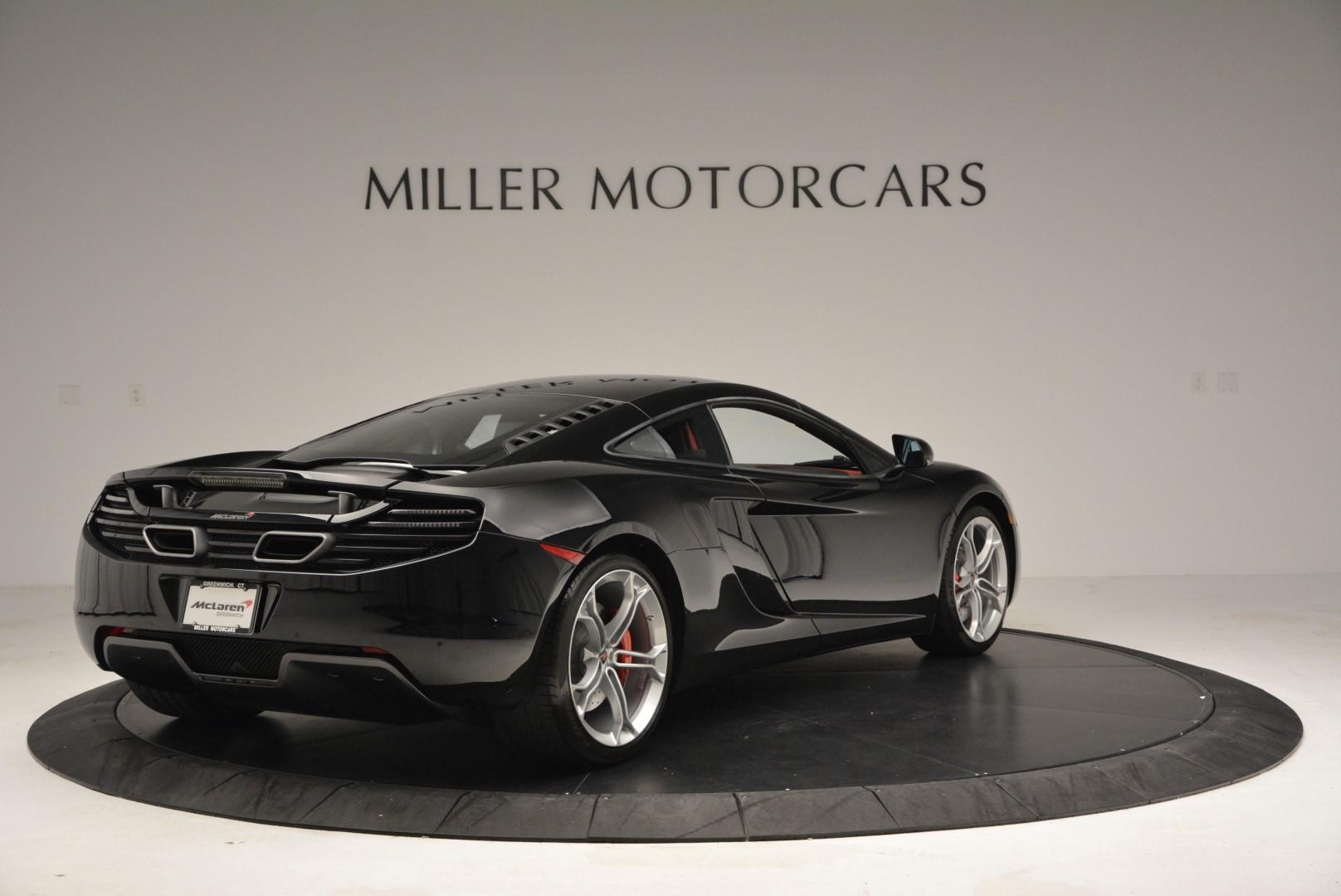 Used 2012 McLaren 12C Coupe For Sale In Westport, CT 70_p7