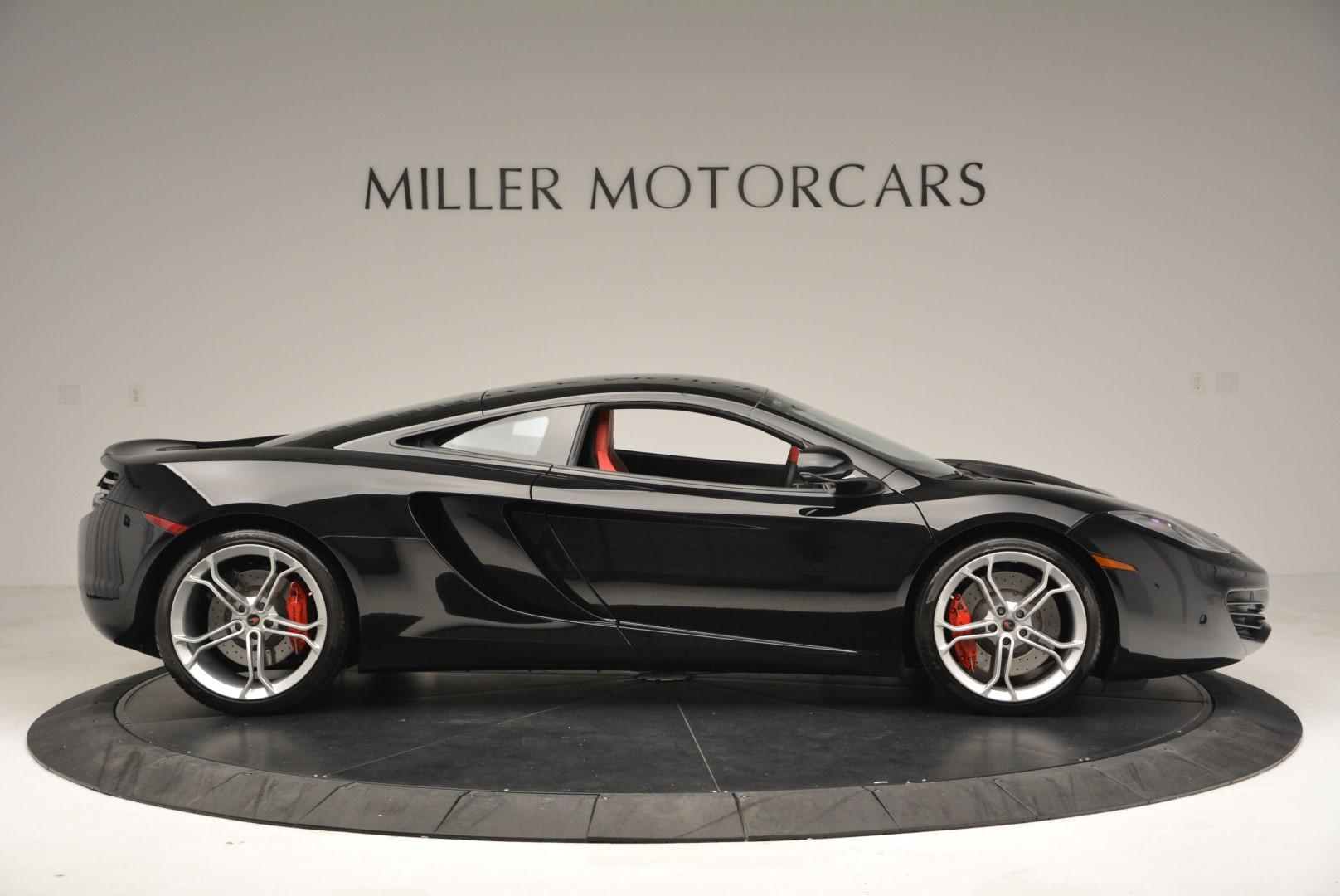 Used 2012 McLaren 12C Coupe For Sale In Westport, CT 70_p9