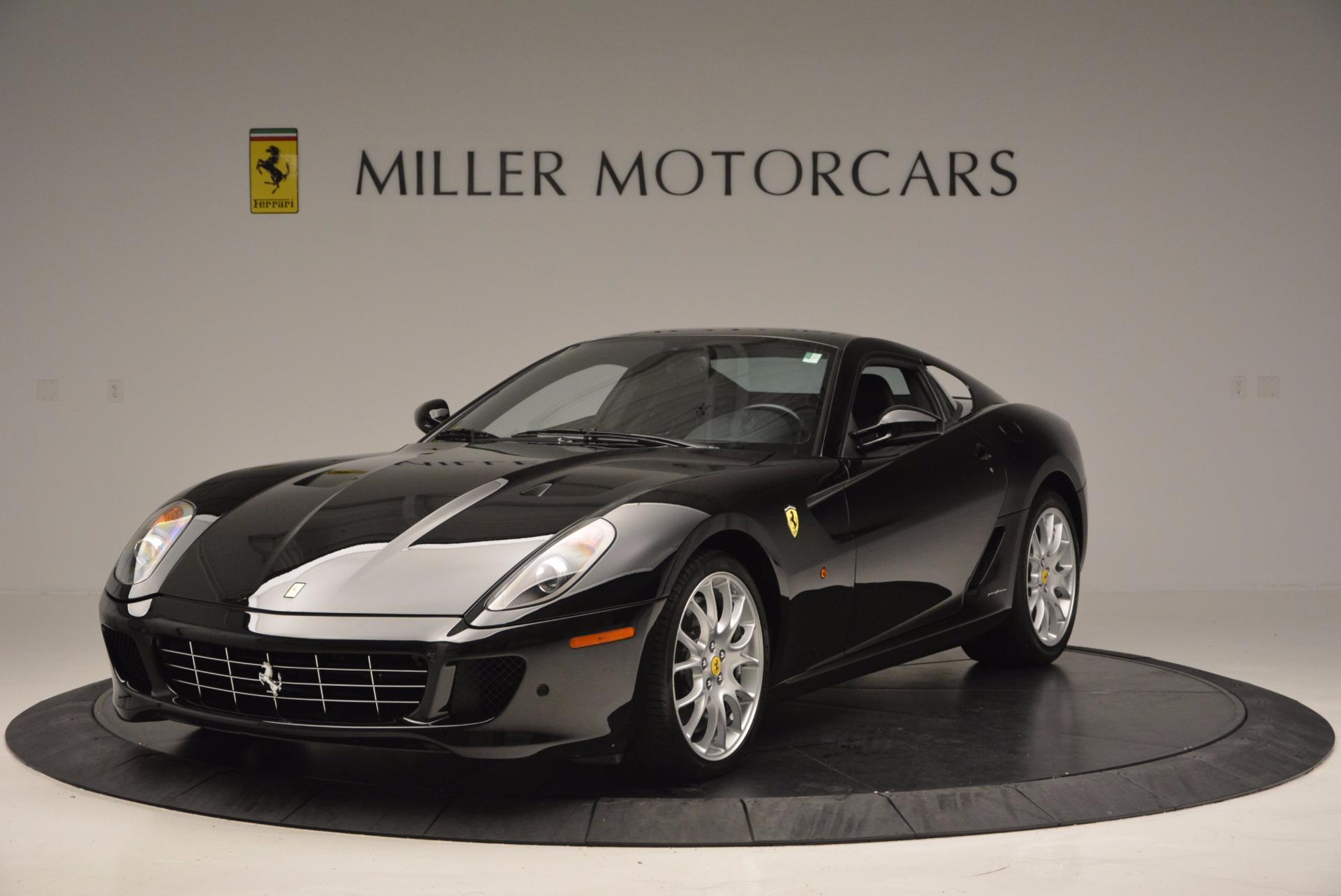 Used 2008 Ferrari 599 GTB Fiorano  For Sale In Westport, CT 700_main