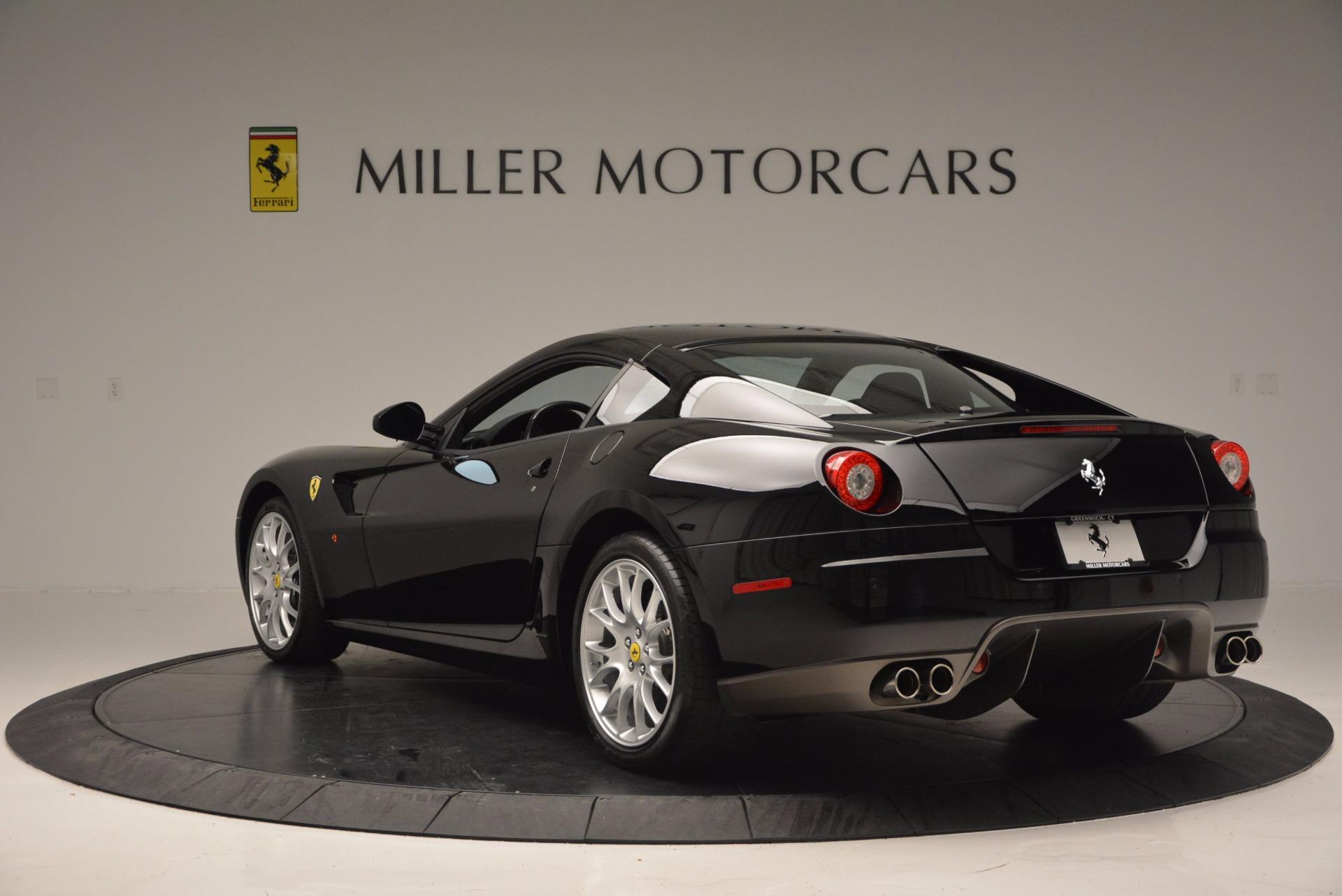 Used 2008 Ferrari 599 GTB Fiorano  For Sale In Westport, CT 700_p5