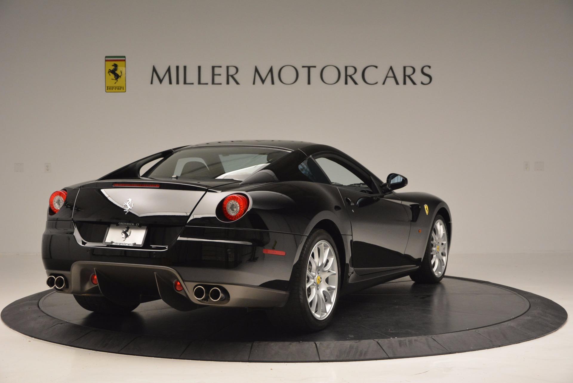 Used 2008 Ferrari 599 GTB Fiorano  For Sale In Westport, CT 700_p7