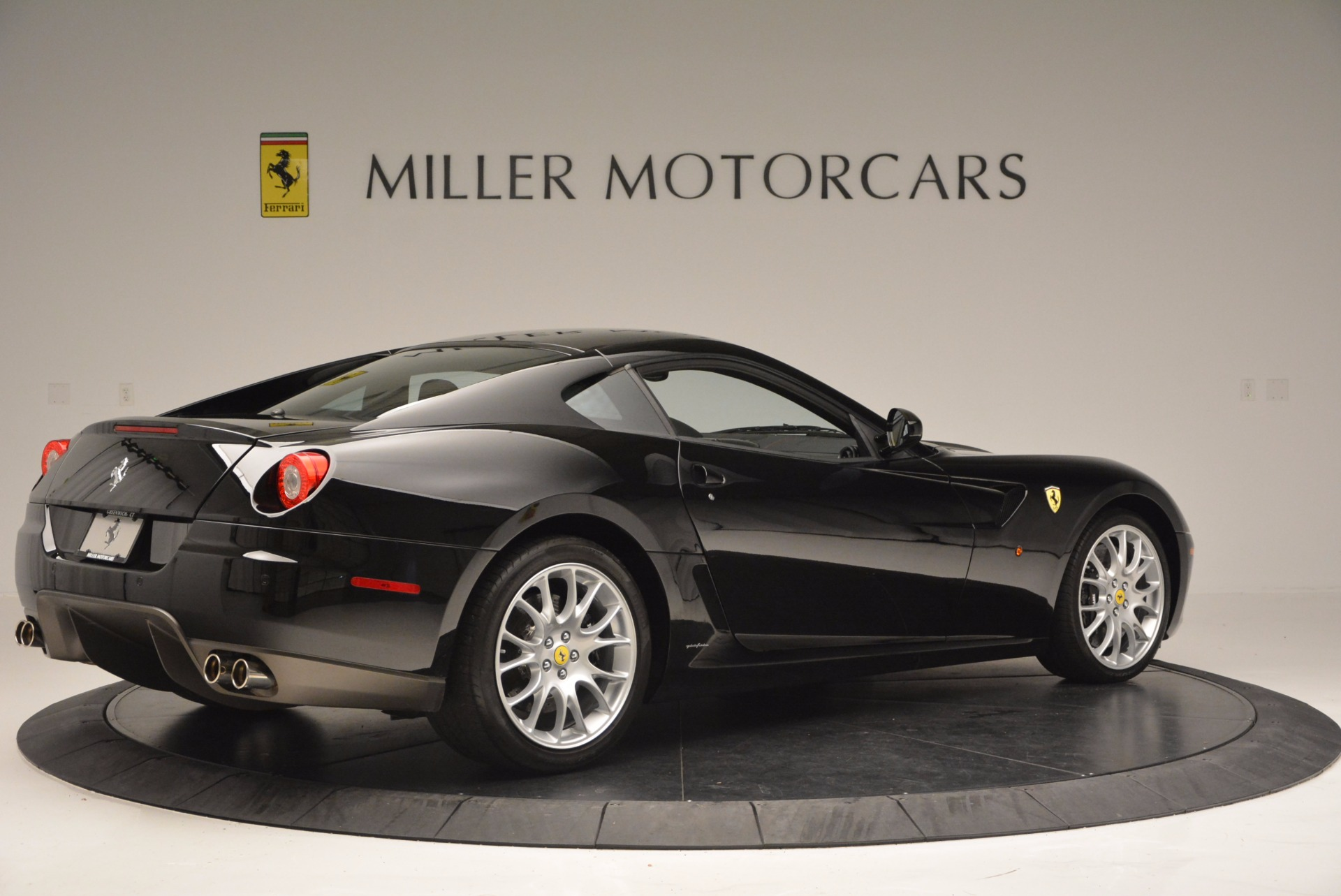 Used 2008 Ferrari 599 GTB Fiorano  For Sale In Westport, CT 700_p8