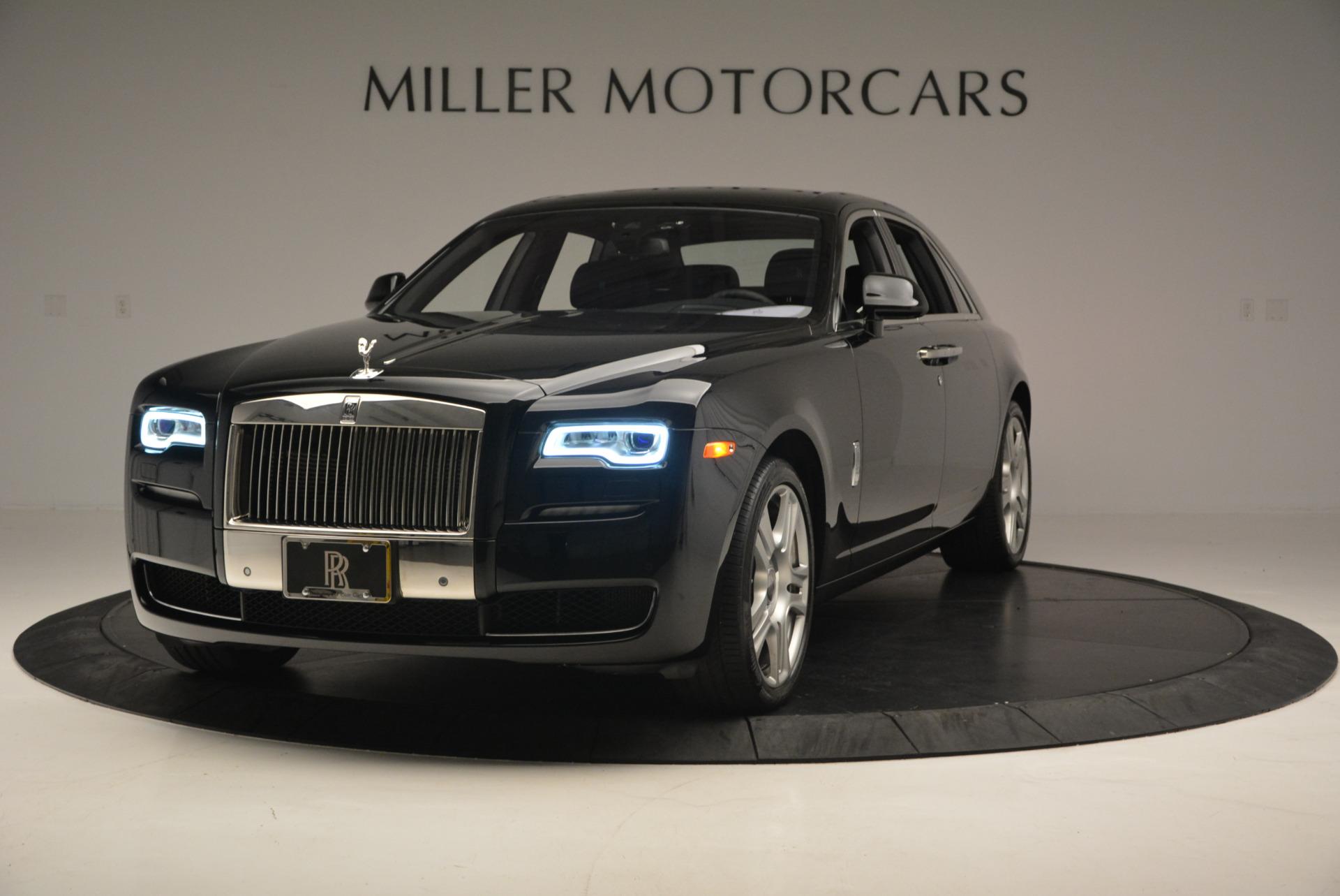 Used 2016 Rolls-Royce Ghost Series II  For Sale In Westport, CT 703_main