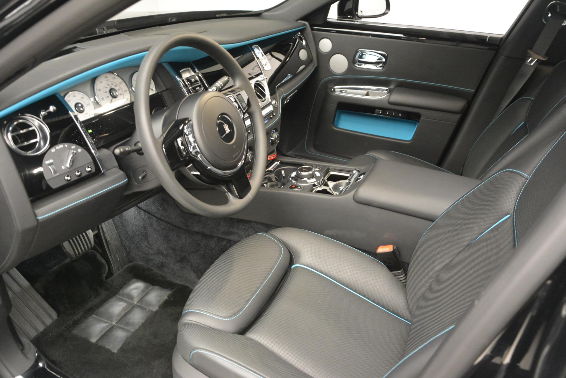 Used 2016 Rolls-Royce Ghost Series II  For Sale In Westport, CT 703_p19