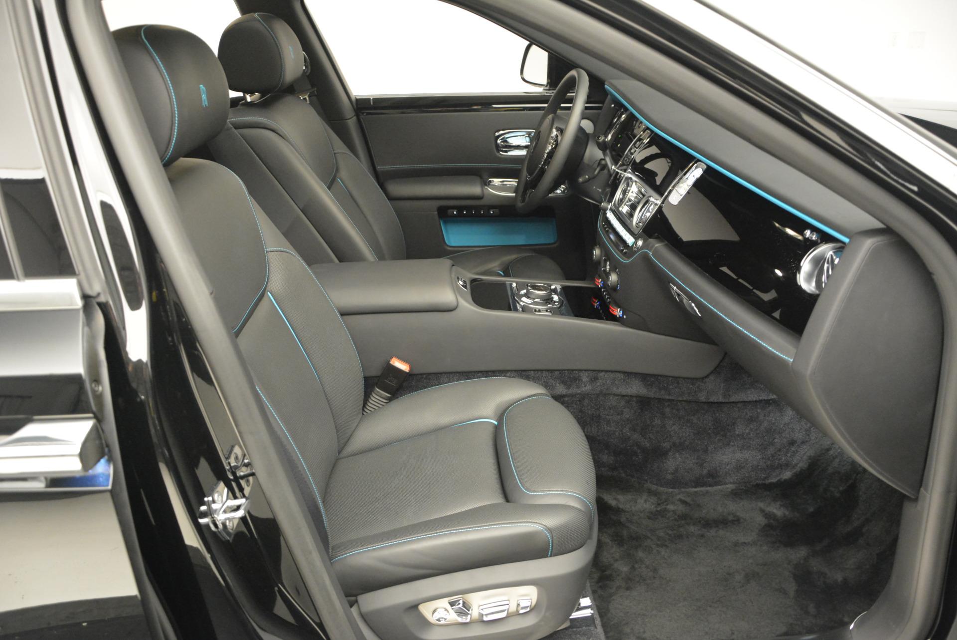 Used 2016 Rolls-Royce Ghost Series II  For Sale In Westport, CT 703_p32