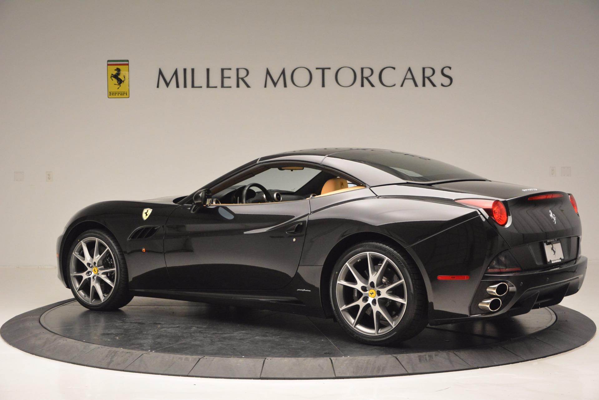 Used 2010 Ferrari California  For Sale In Westport, CT 705_p16