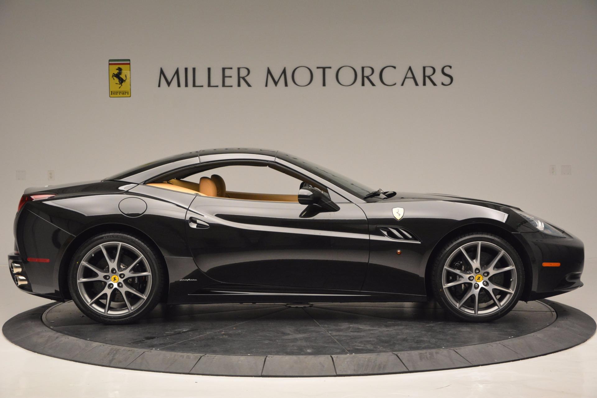 Used 2010 Ferrari California  For Sale In Westport, CT 705_p21