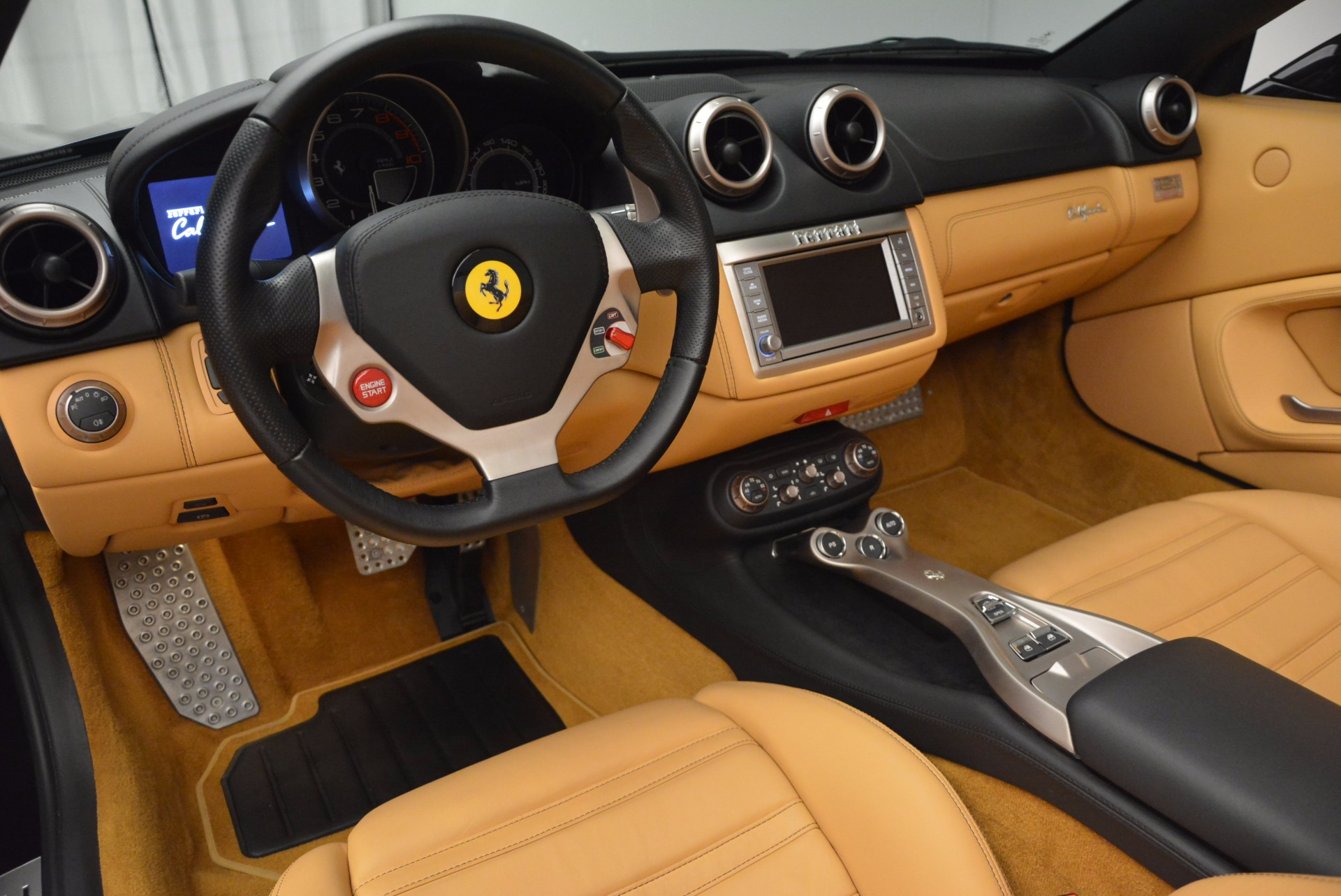 Used 2010 Ferrari California  For Sale In Westport, CT 705_p25