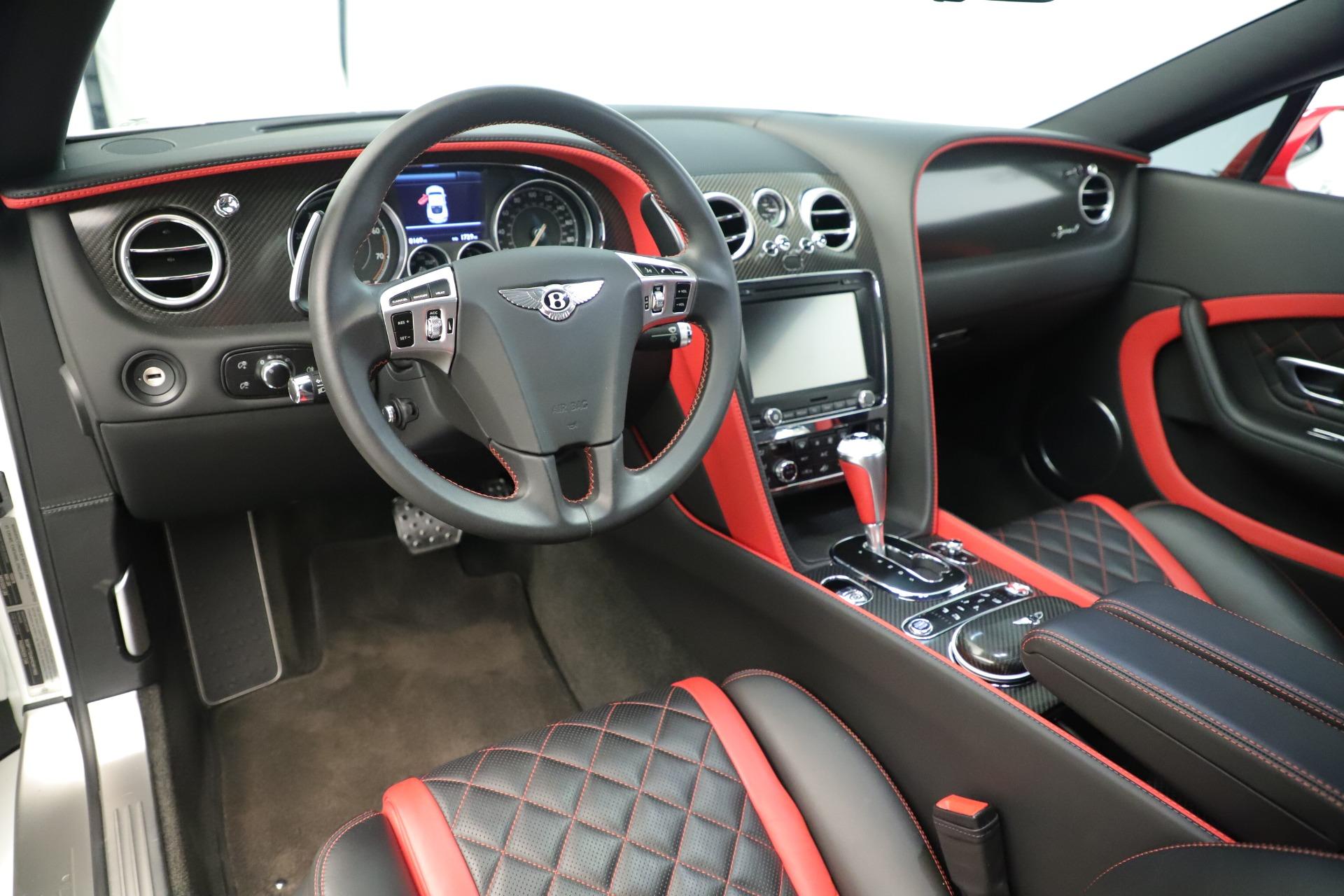 New 2017 Bentley Continental GT Speed For Sale In Westport, CT 706_p14