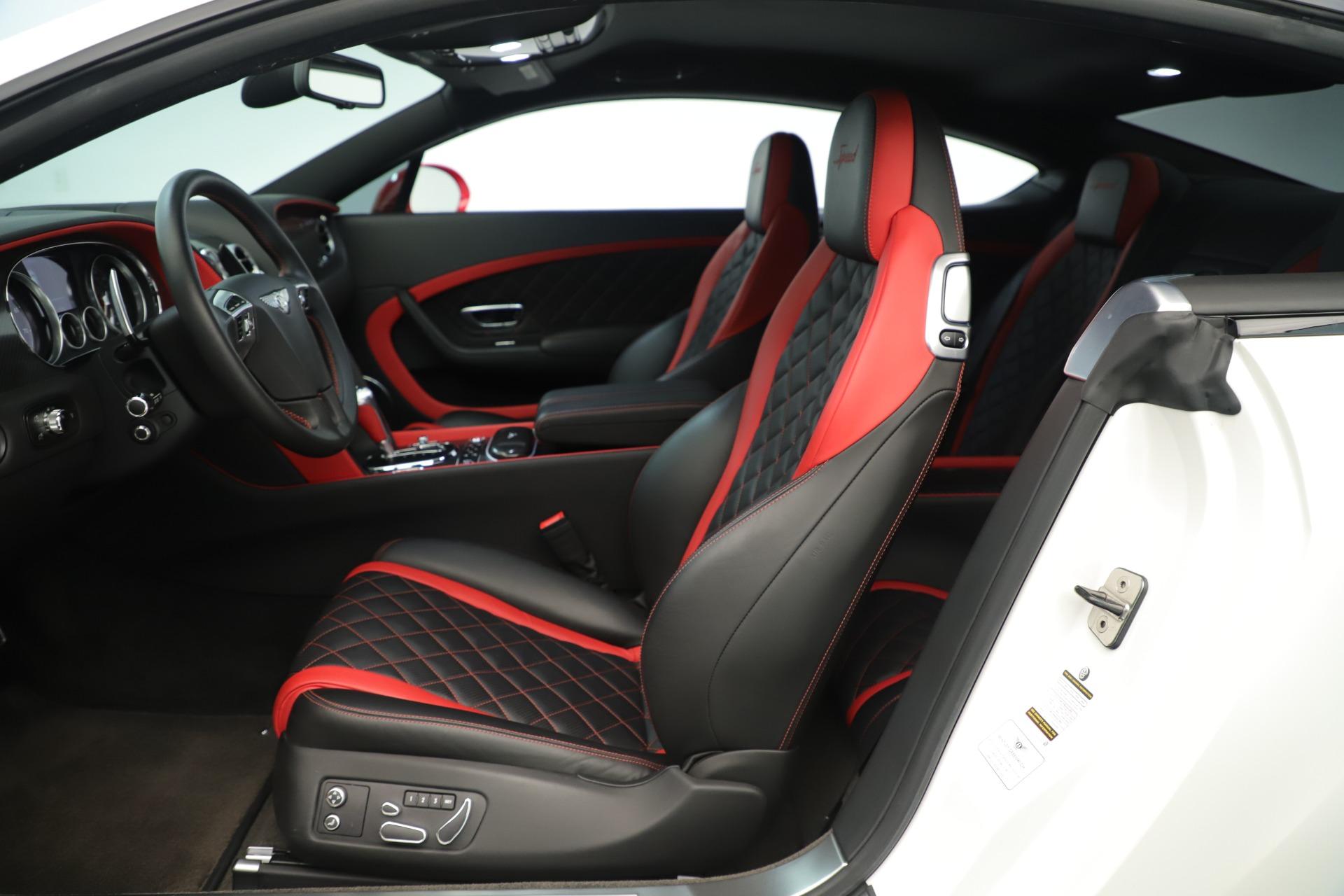 New 2017 Bentley Continental GT Speed For Sale In Westport, CT 706_p15