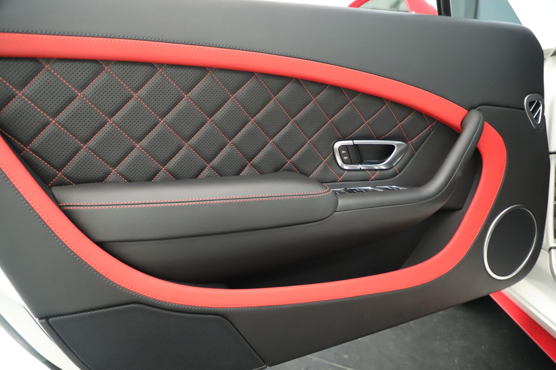 New 2017 Bentley Continental GT Speed For Sale In Westport, CT 706_p17