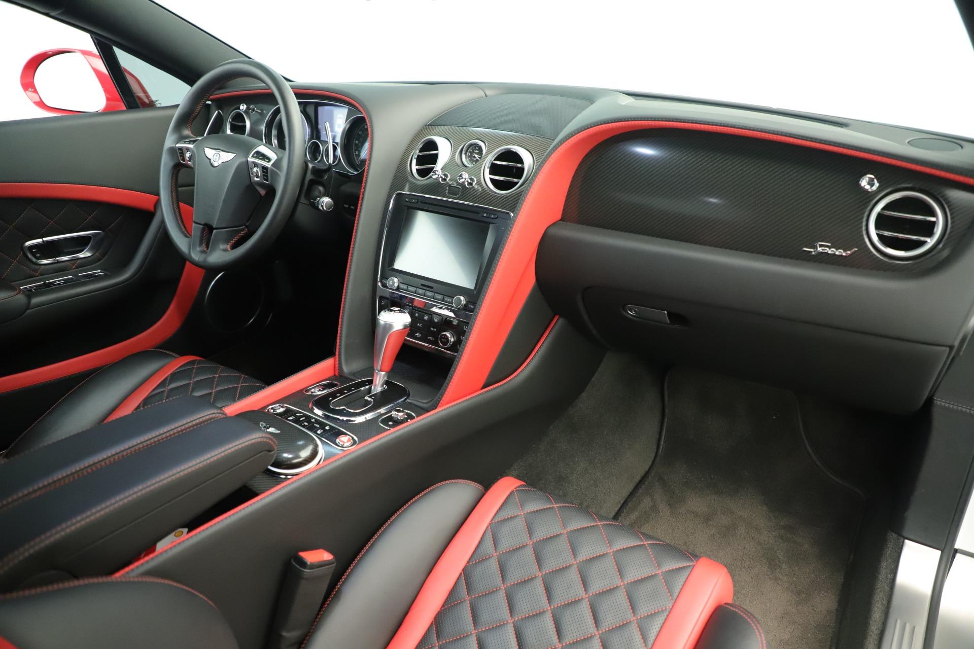 New 2017 Bentley Continental GT Speed For Sale In Westport, CT 706_p18