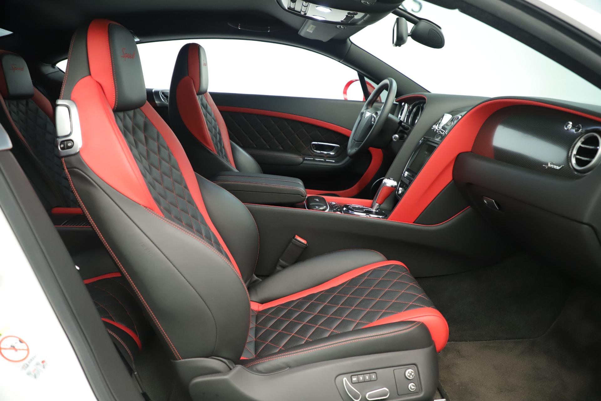 New 2017 Bentley Continental GT Speed For Sale In Westport, CT 706_p19