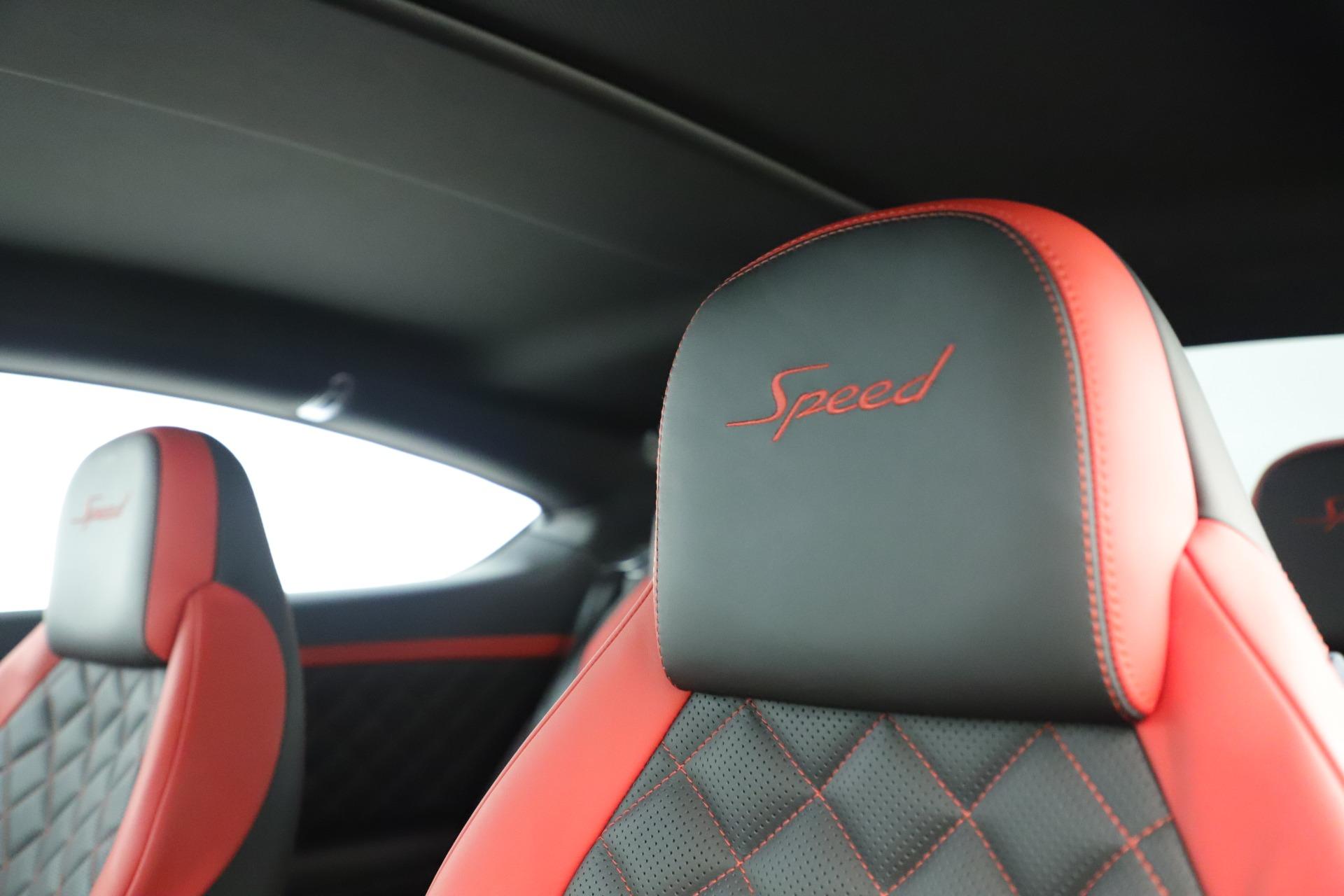 New 2017 Bentley Continental GT Speed For Sale In Westport, CT 706_p22