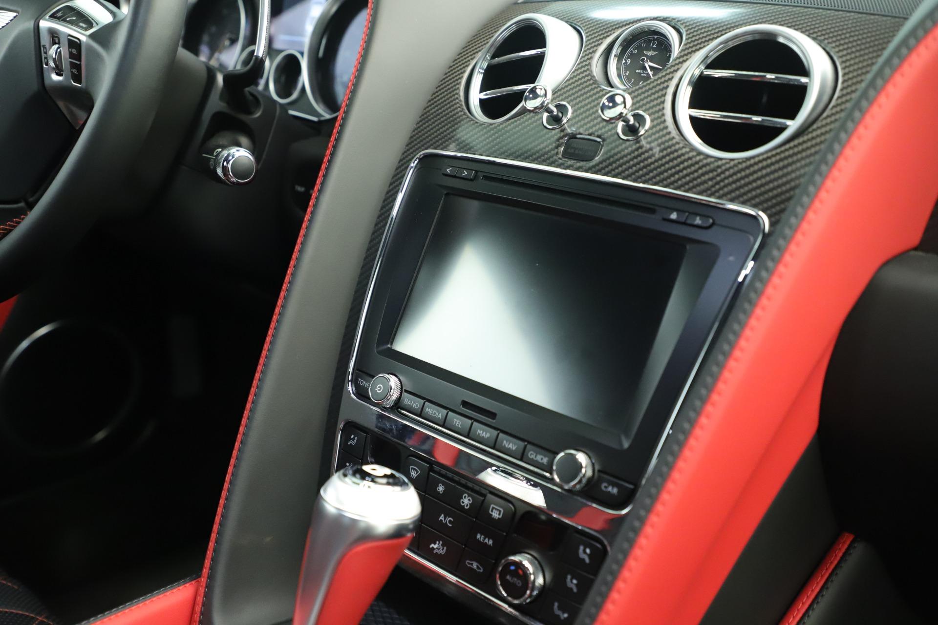New 2017 Bentley Continental GT Speed For Sale In Westport, CT 706_p23