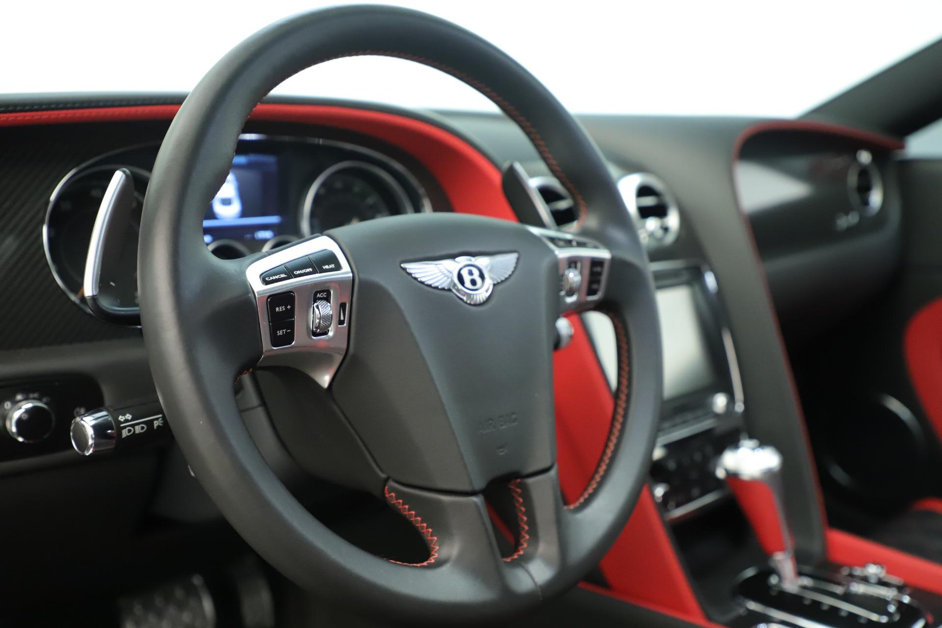 Used 2017 Bentley Continental GT Speed For Sale In Westport, CT 706_p24