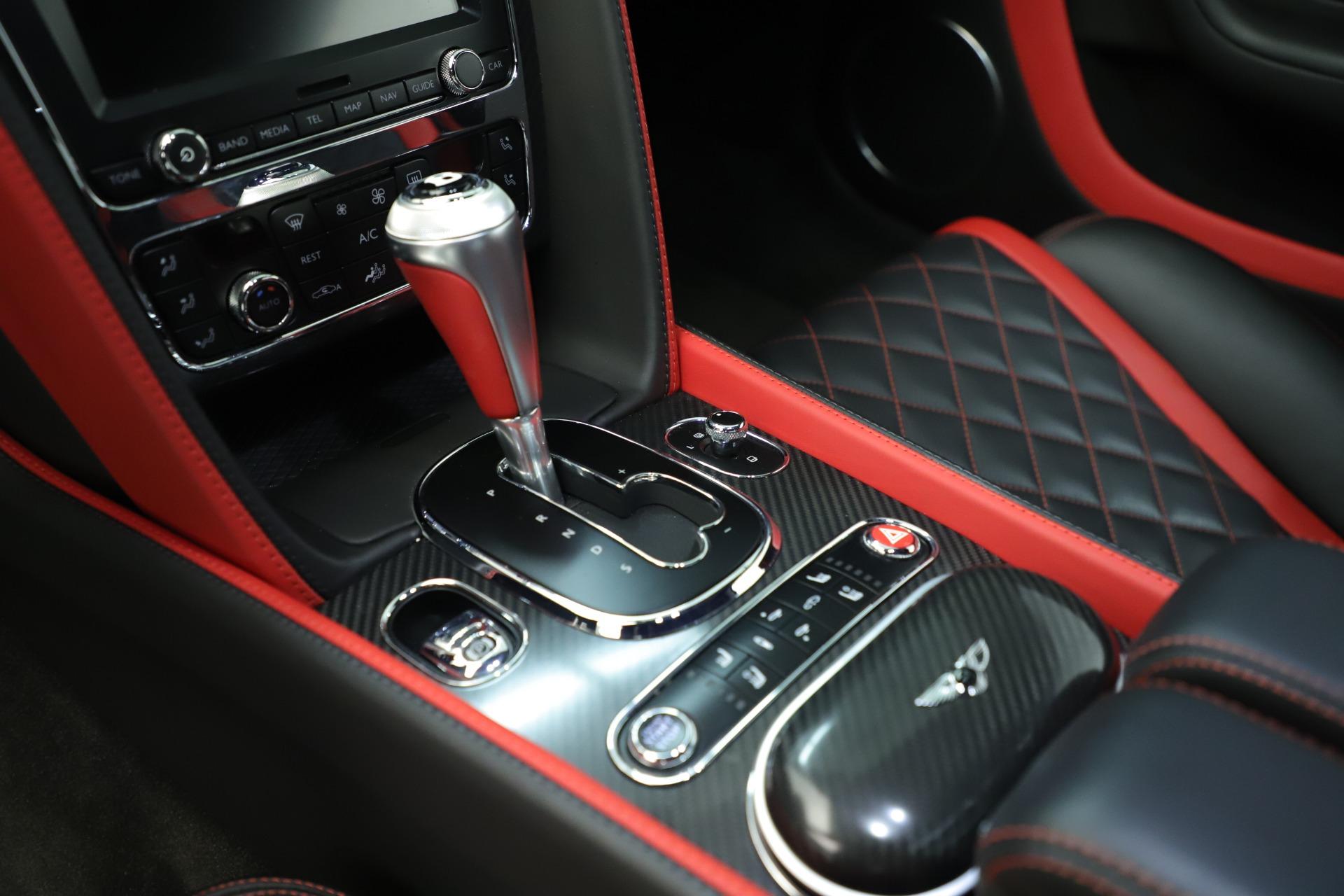New 2017 Bentley Continental GT Speed For Sale In Westport, CT 706_p25