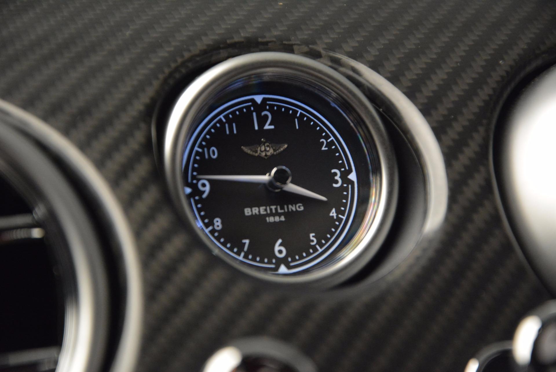 New 2017 Bentley Continental GT Speed For Sale In Westport, CT 706_p27