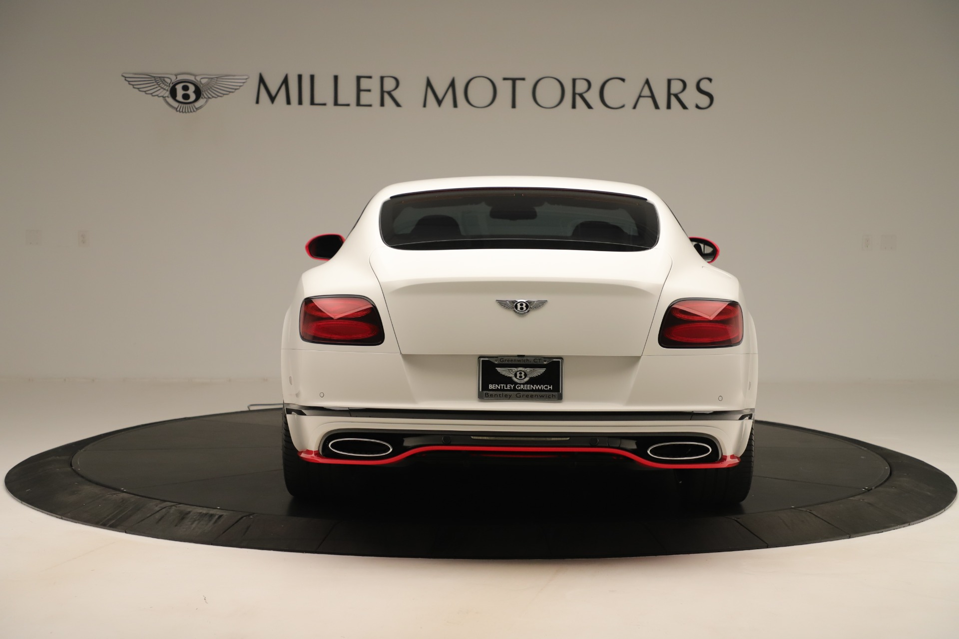Used 2017 Bentley Continental GT Speed For Sale In Westport, CT 706_p6