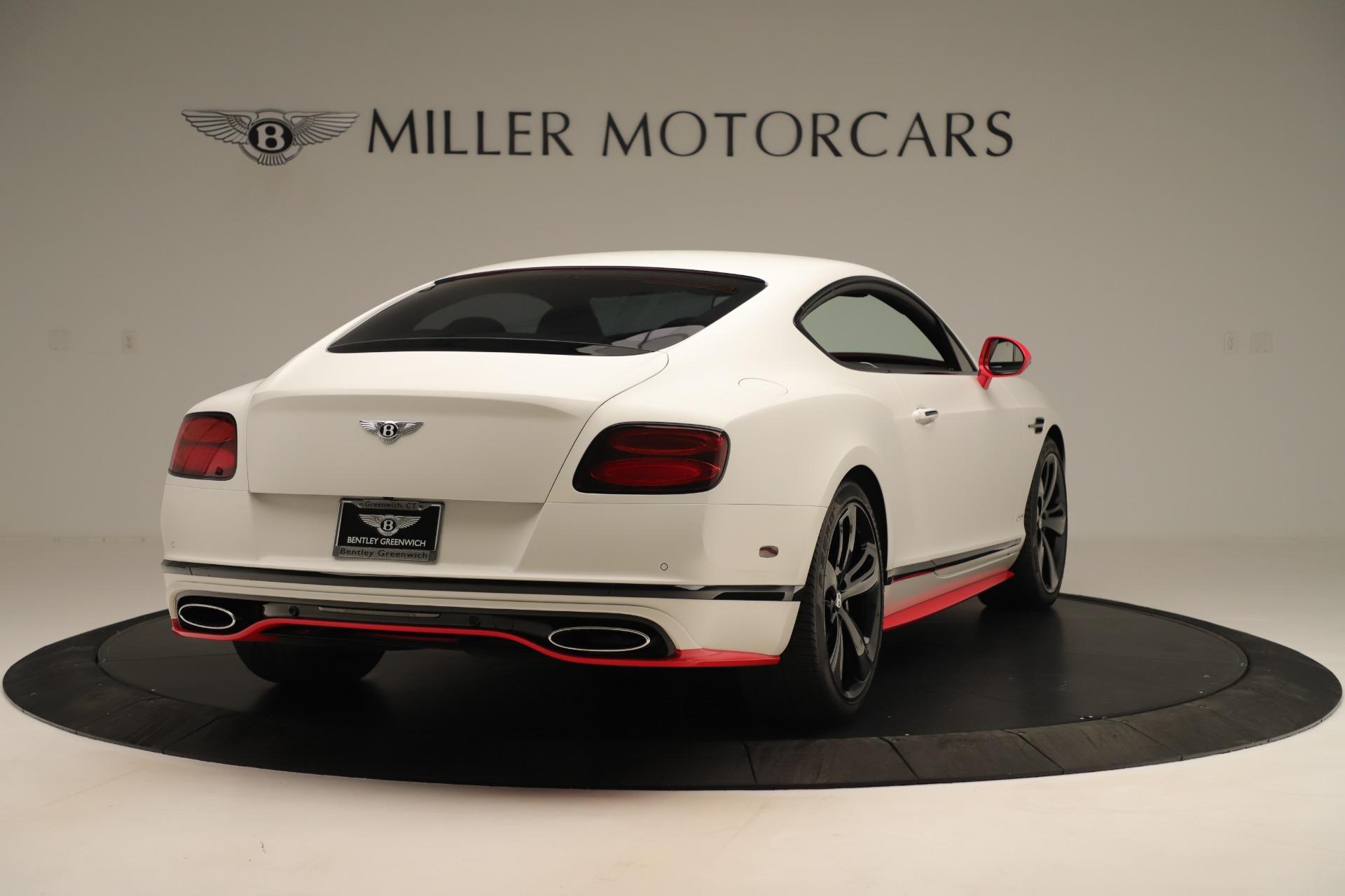 New 2017 Bentley Continental GT Speed For Sale In Westport, CT 706_p7
