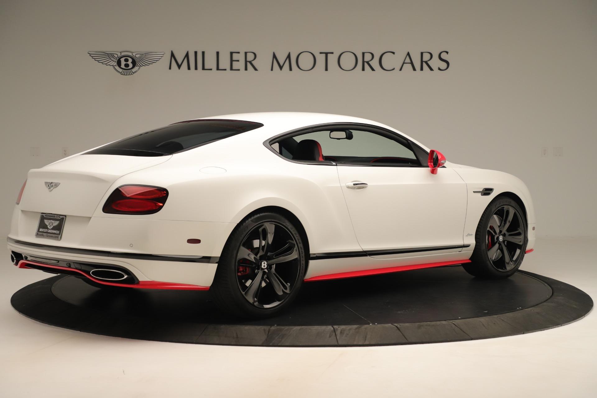 New 2017 Bentley Continental GT Speed For Sale In Westport, CT 706_p8