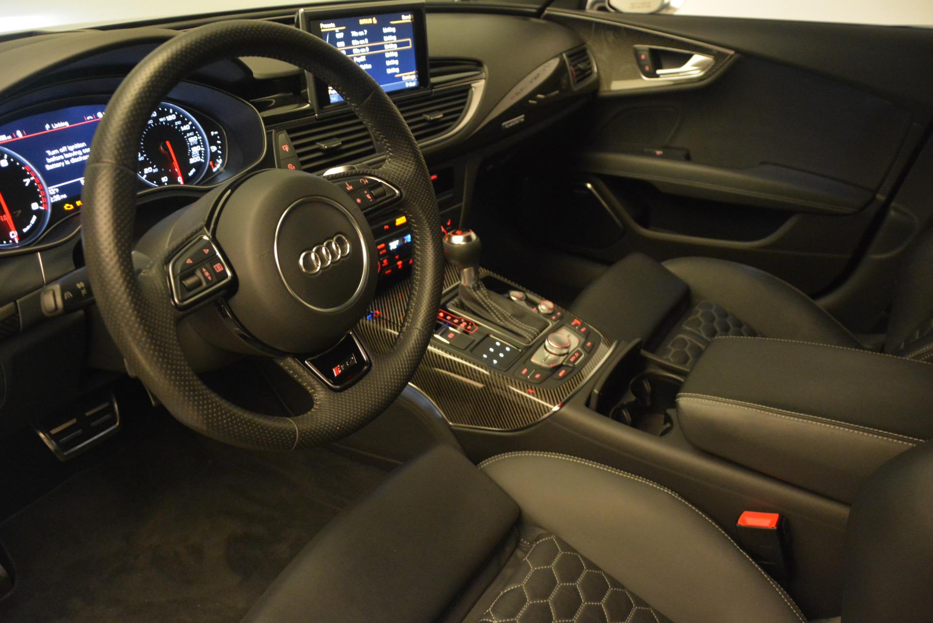 Used 2014 Audi RS 7 4.0T quattro Prestige For Sale In Westport, CT 707_p14