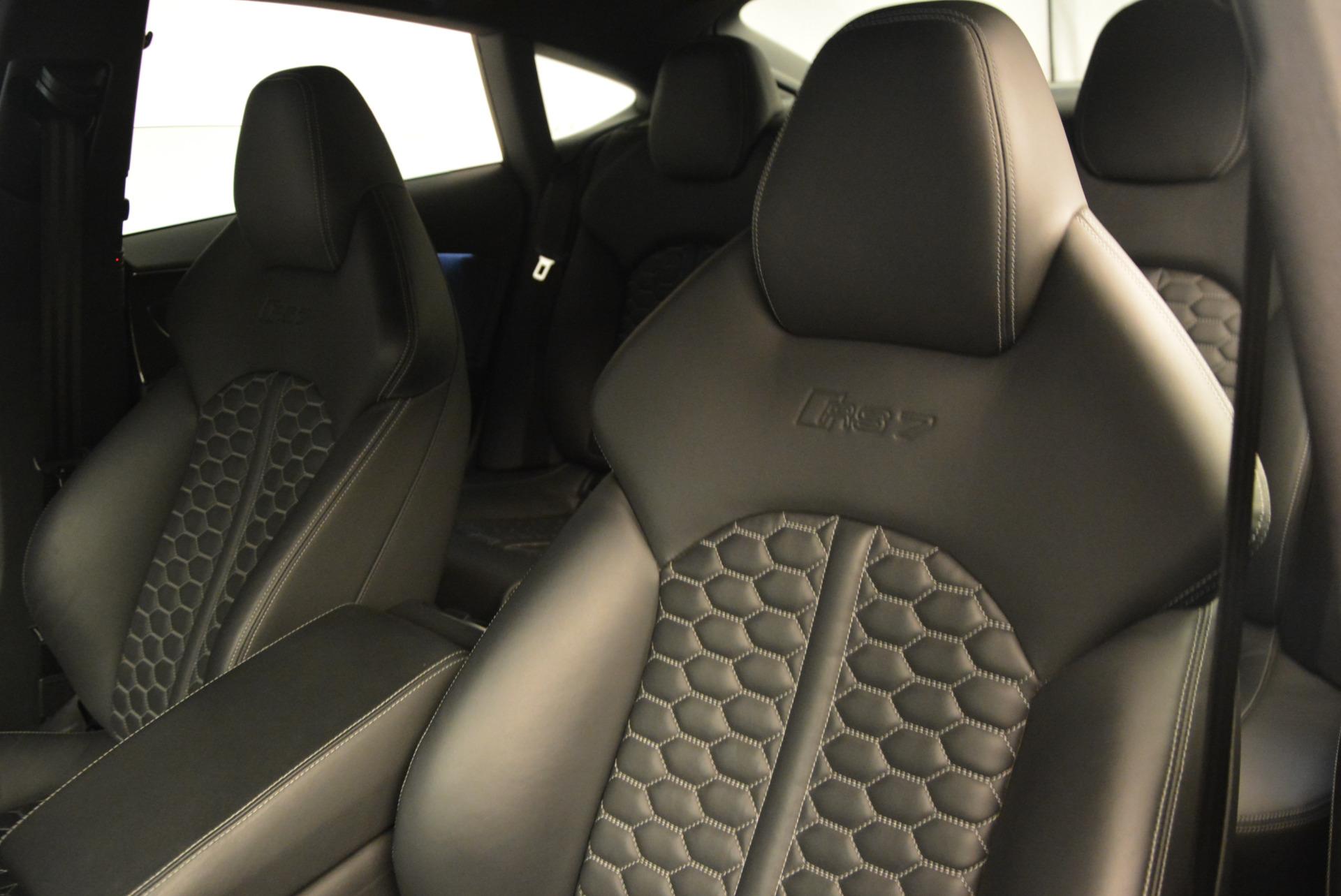 Used 2014 Audi RS 7 4.0T quattro Prestige For Sale In Westport, CT 707_p17