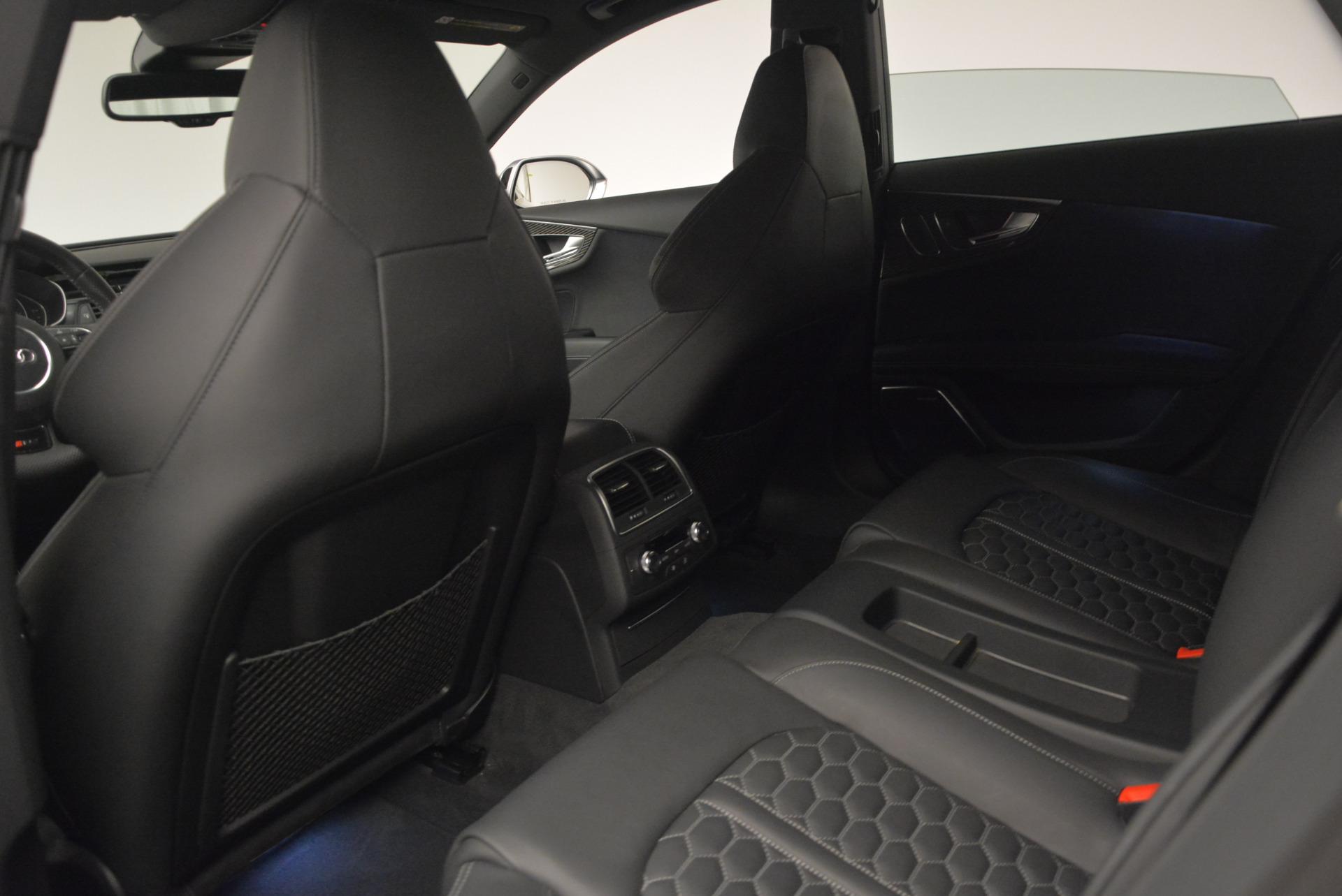 Used 2014 Audi RS 7 4.0T quattro Prestige For Sale In Westport, CT 707_p20