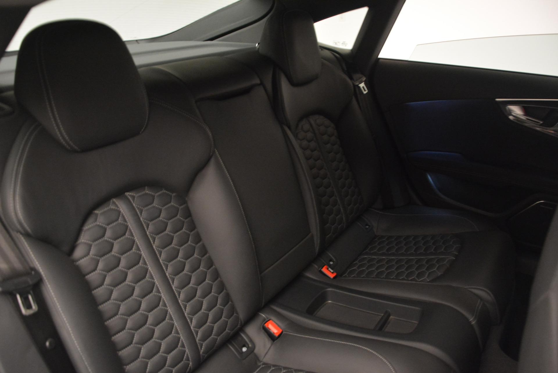 Used 2014 Audi RS 7 4.0T quattro Prestige For Sale In Westport, CT 707_p26