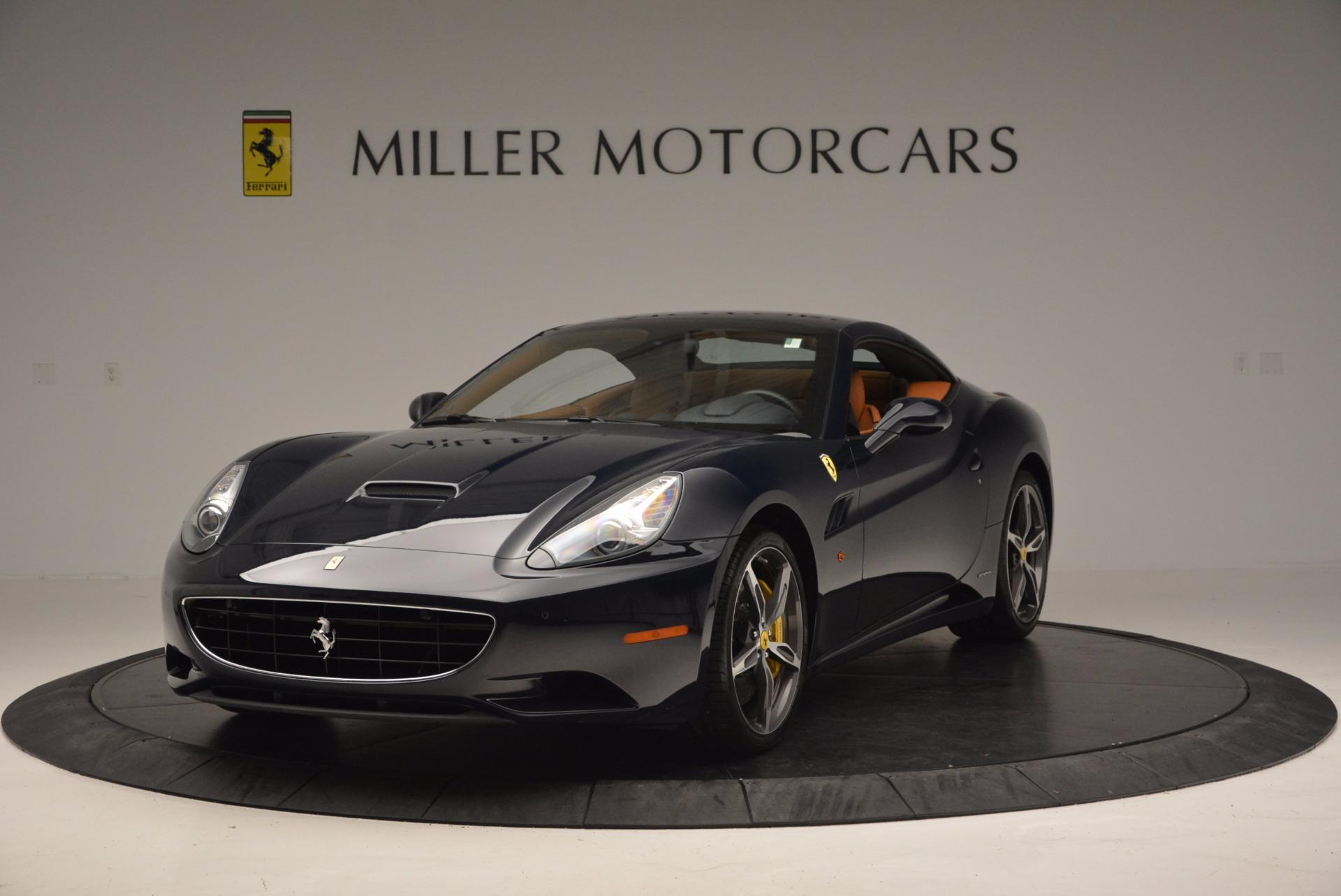 Used 2013 Ferrari California 30 For Sale In Westport, CT 708_p13