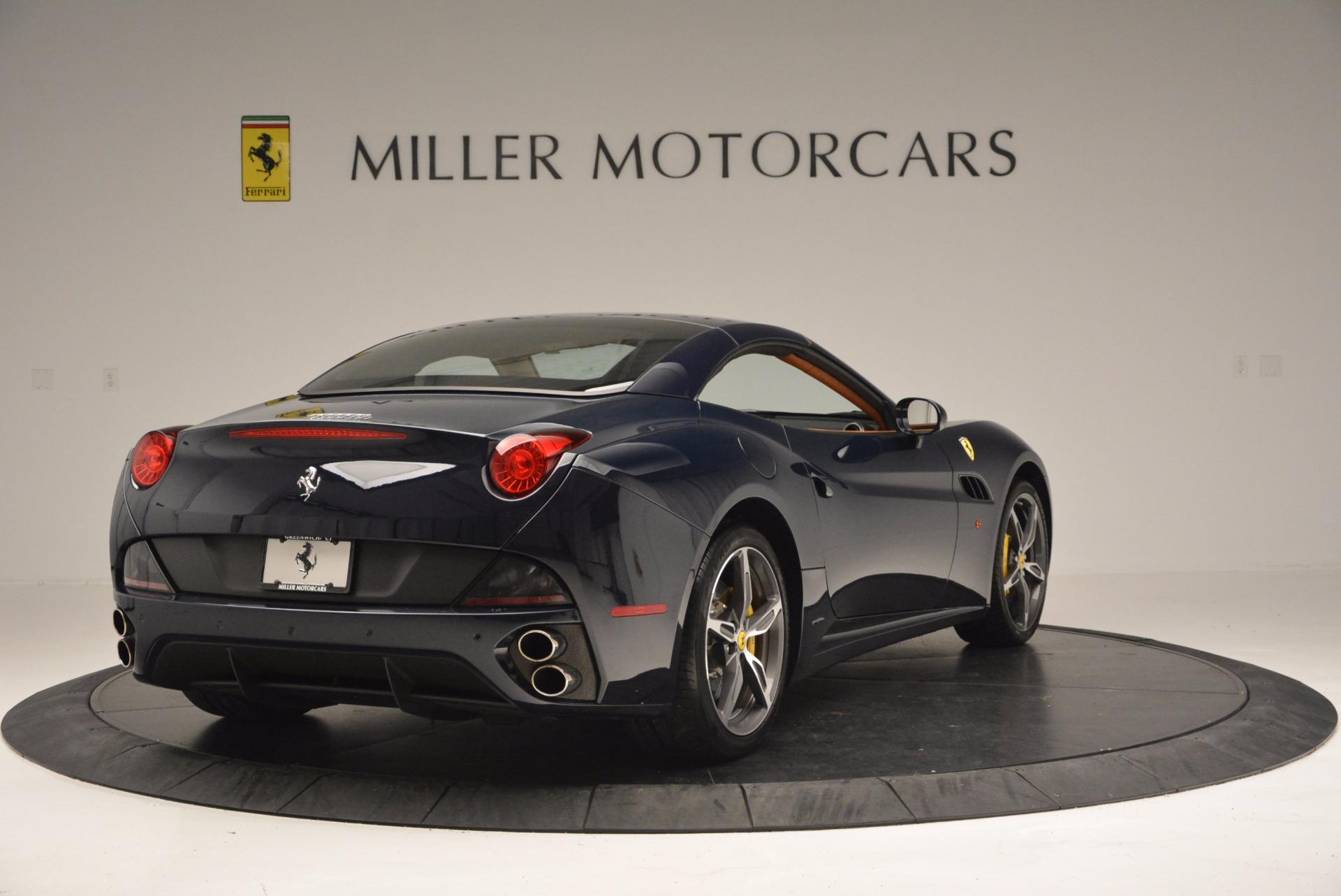 Used 2013 Ferrari California 30 For Sale In Westport, CT 708_p19