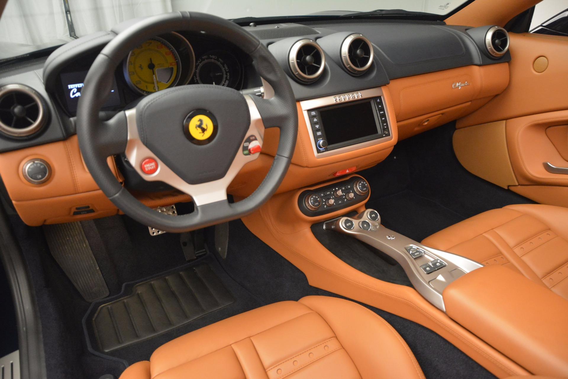 Used 2013 Ferrari California 30 For Sale In Westport, CT 708_p25