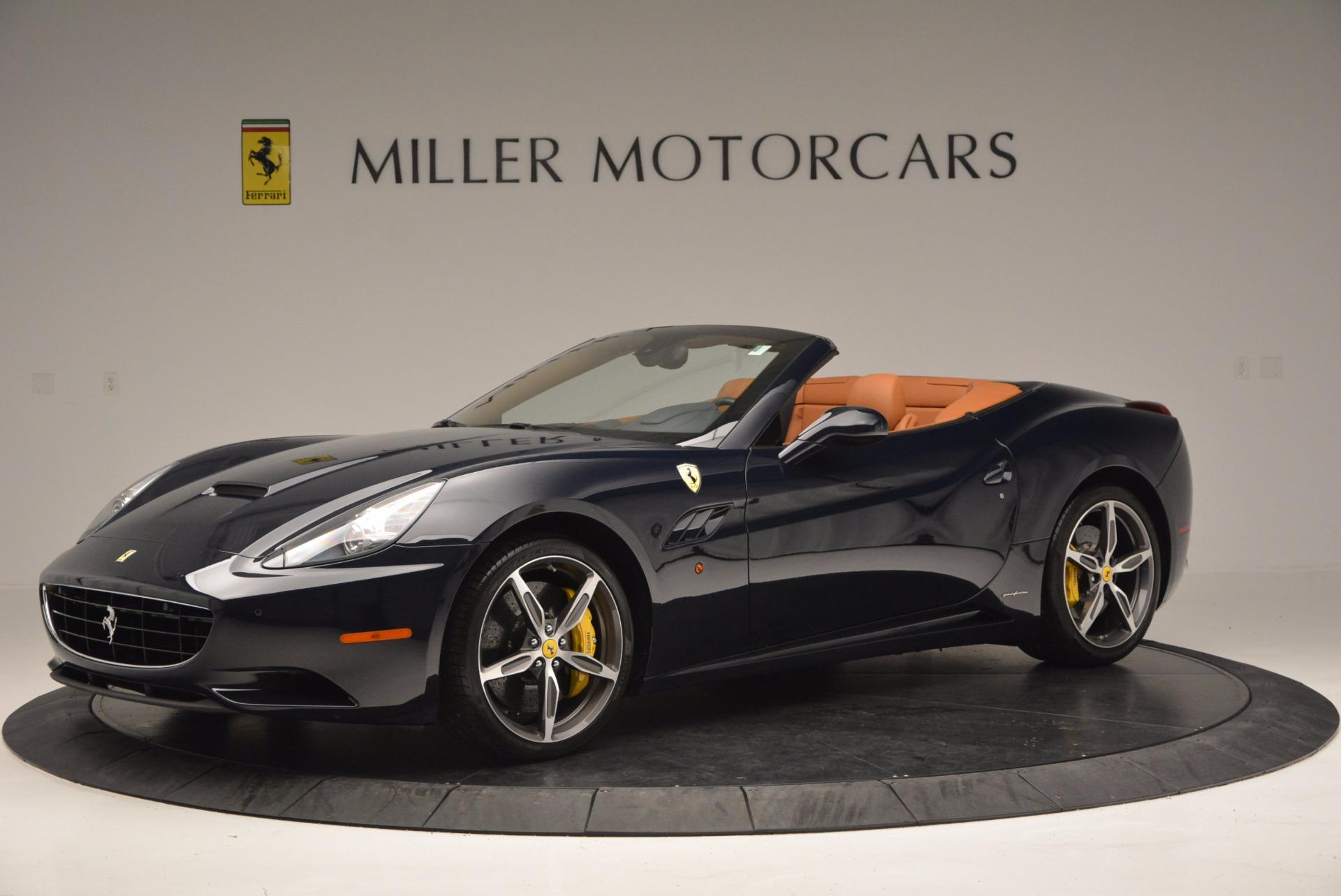 Used 2013 Ferrari California 30 For Sale In Westport, CT 708_p2
