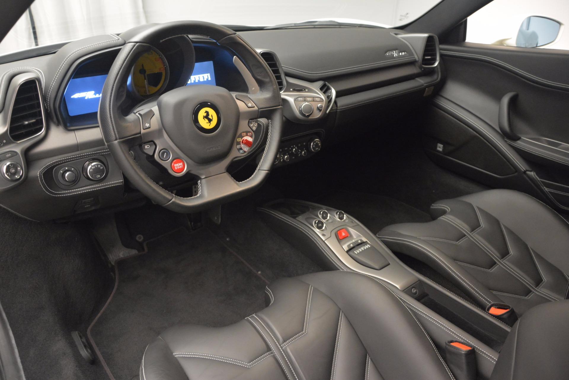Used 2012 Ferrari 458 Italia  For Sale In Westport, CT 709_p13