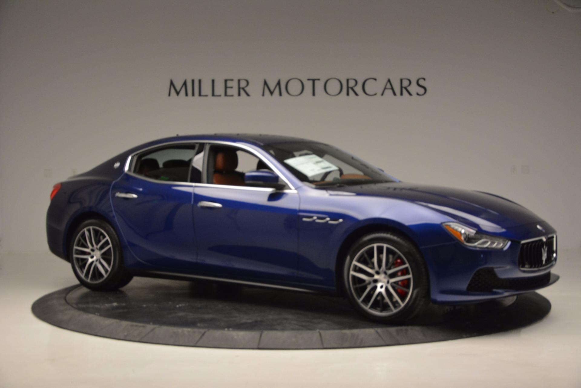 New 2017 Maserati Ghibli S Q4 For Sale In Westport, CT 712_p10