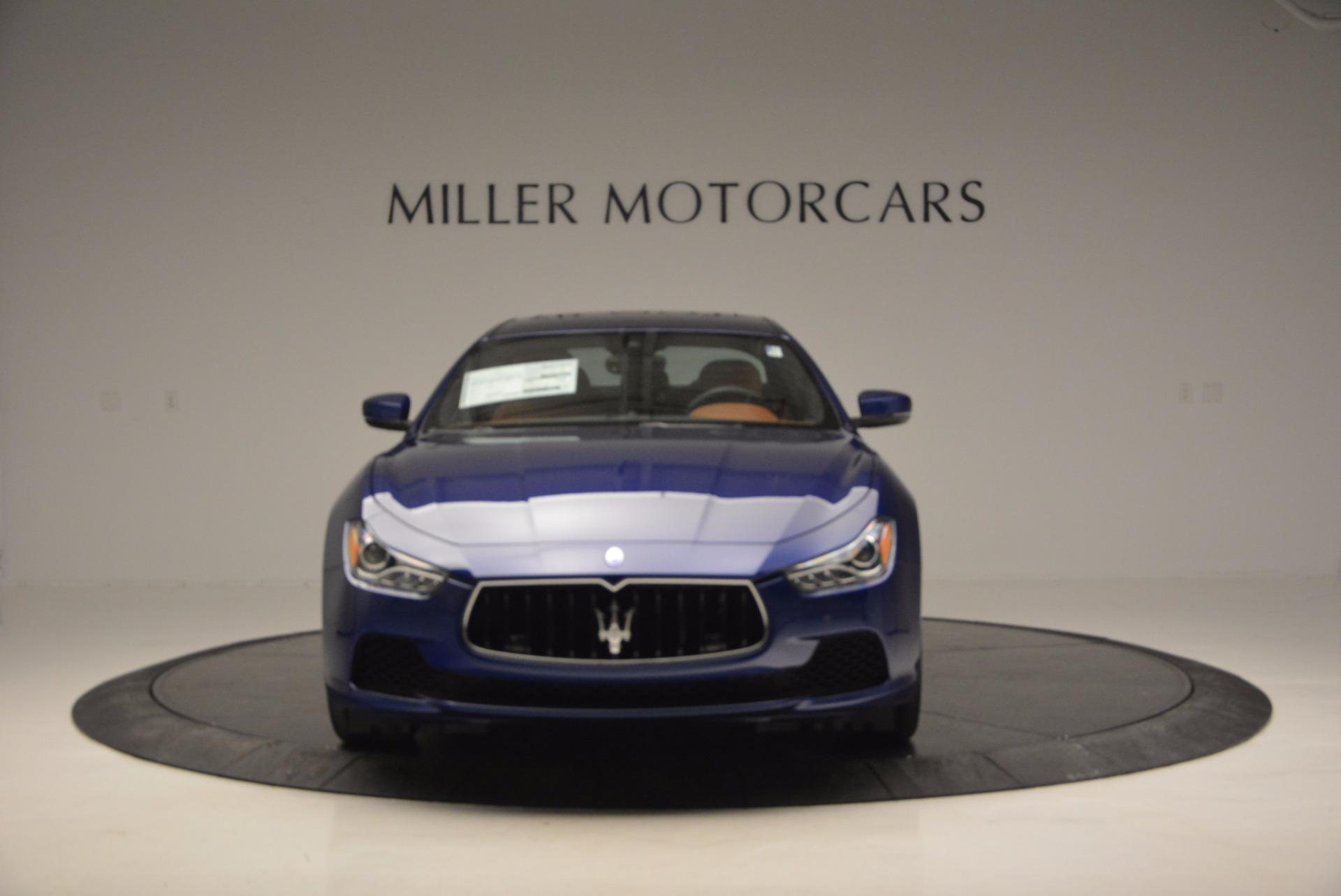 New 2017 Maserati Ghibli S Q4 For Sale In Westport, CT 712_p12