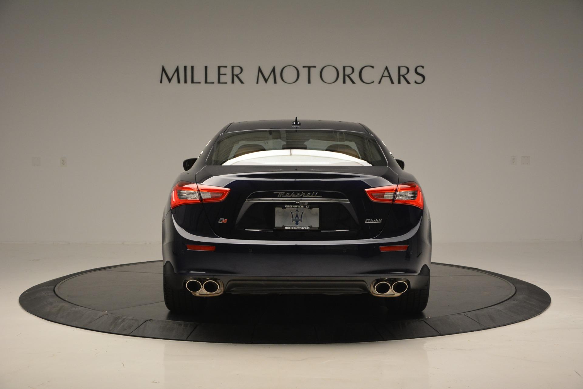New 2017 Maserati Ghibli S Q4 For Sale In Westport, CT 713_p6