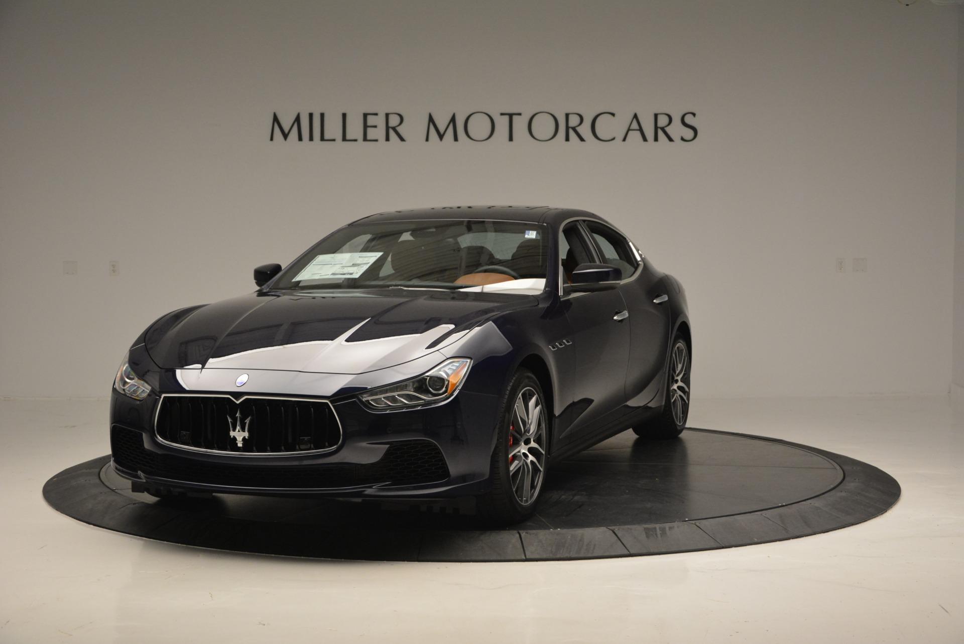 New 2017 Maserati Ghibli S Q4 For Sale In Westport, CT 714_main