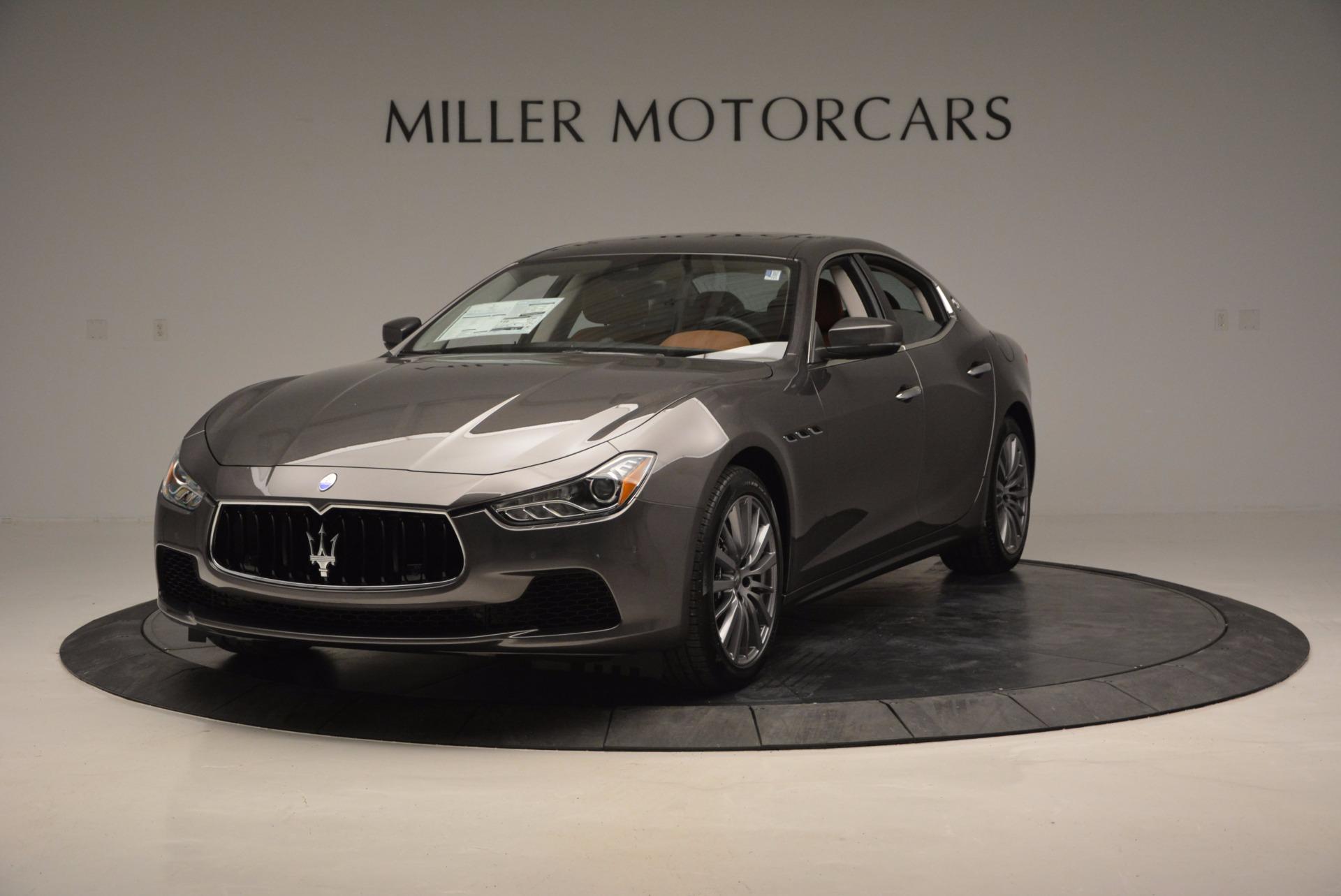 New 2017 Maserati Ghibli S Q4 For Sale In Westport, CT 715_main