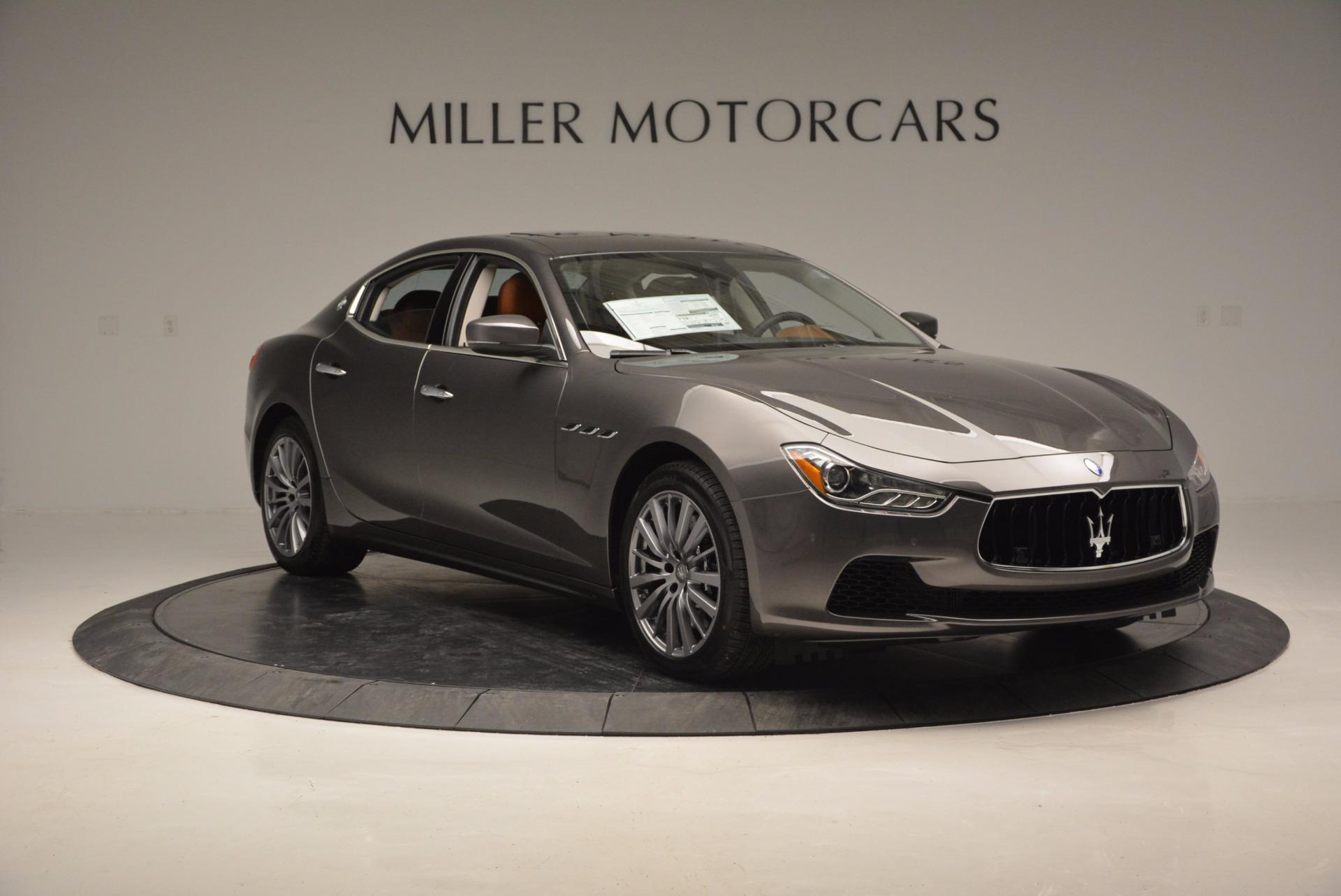 New 2017 Maserati Ghibli S Q4 For Sale In Westport, CT 715_p11