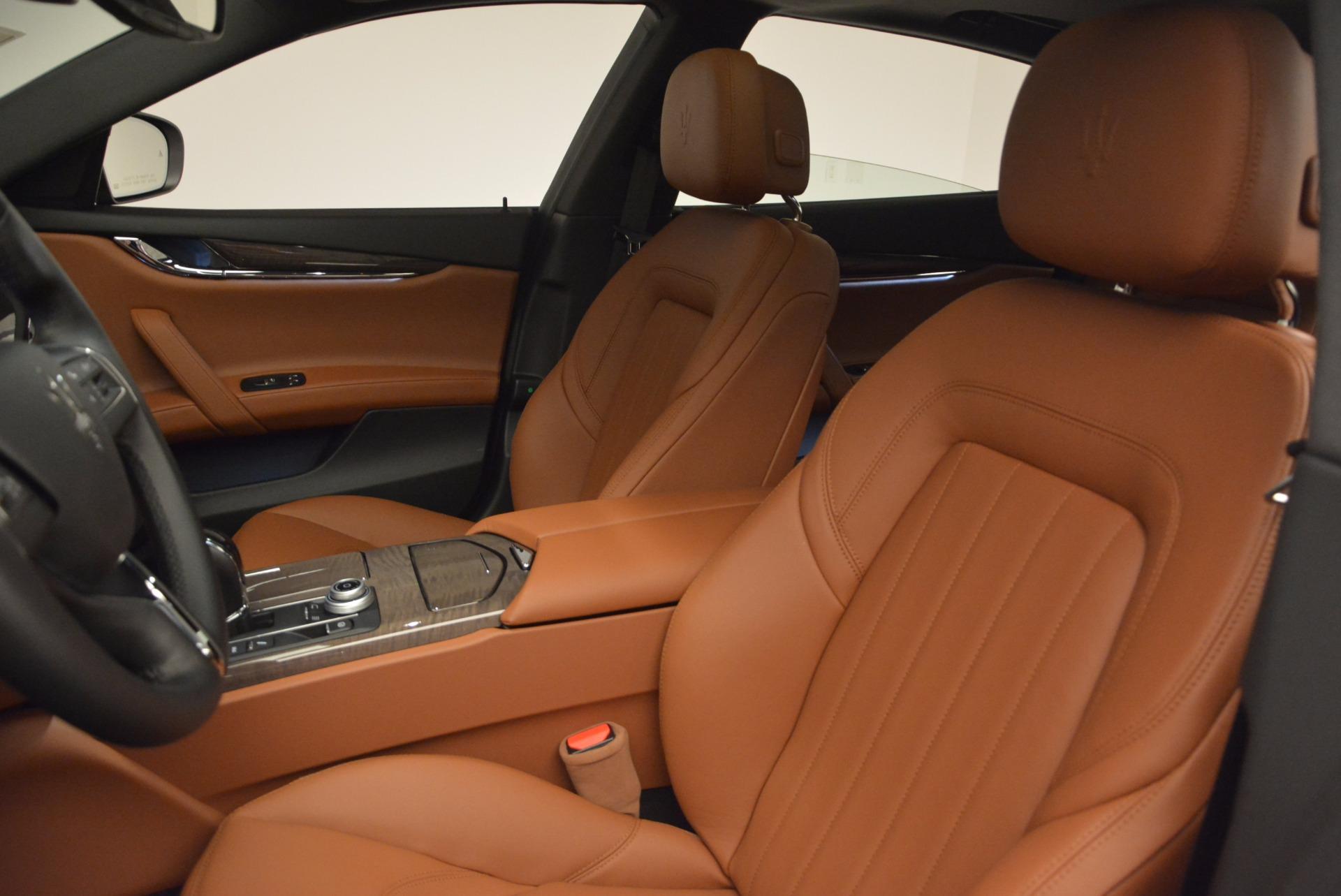 New 2017 Maserati Quattroporte S Q4 GranLusso For Sale In Westport, CT 716_p13