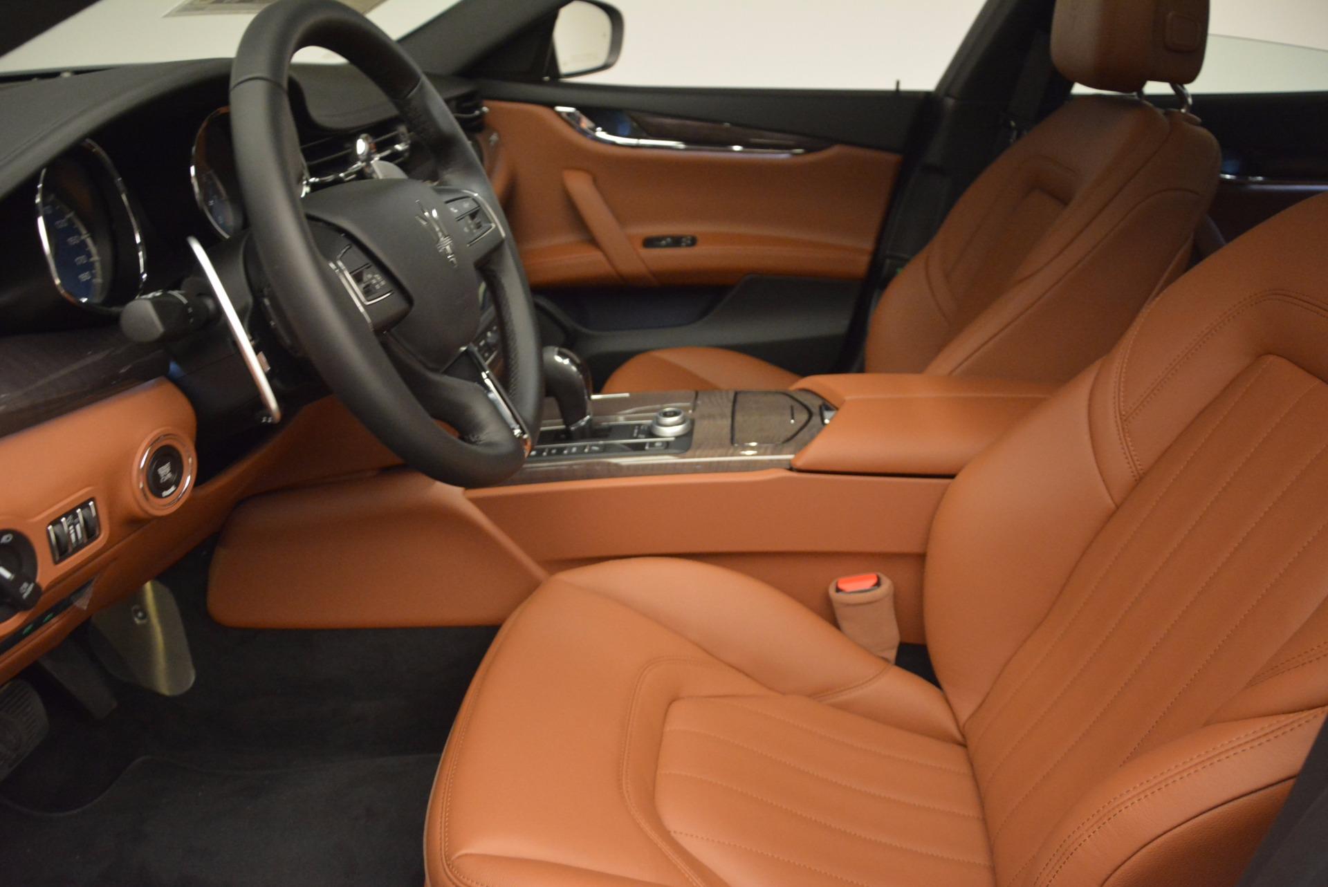 New 2017 Maserati Quattroporte S Q4 GranLusso For Sale In Westport, CT 716_p14