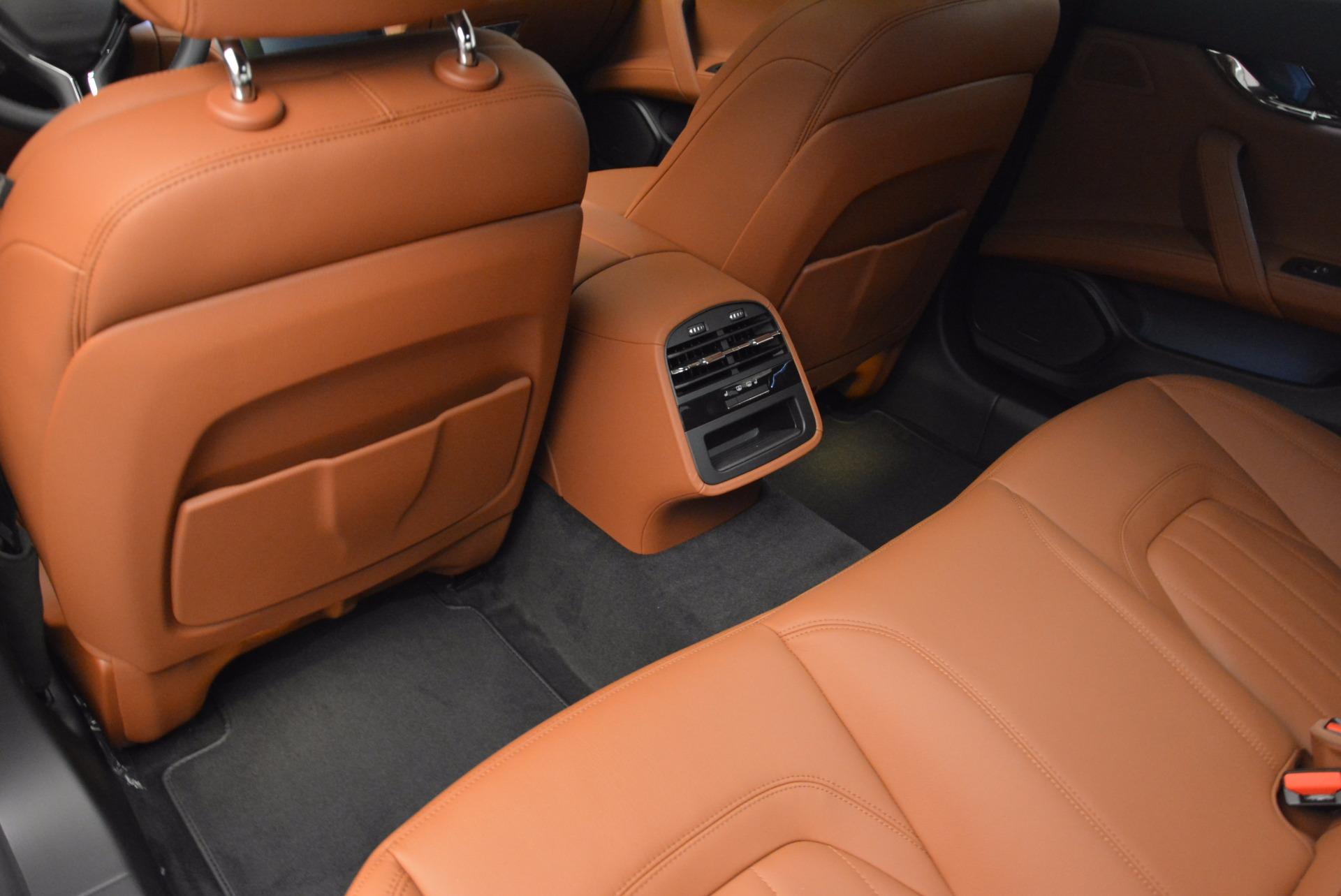 New 2017 Maserati Quattroporte S Q4 GranLusso For Sale In Westport, CT 716_p16